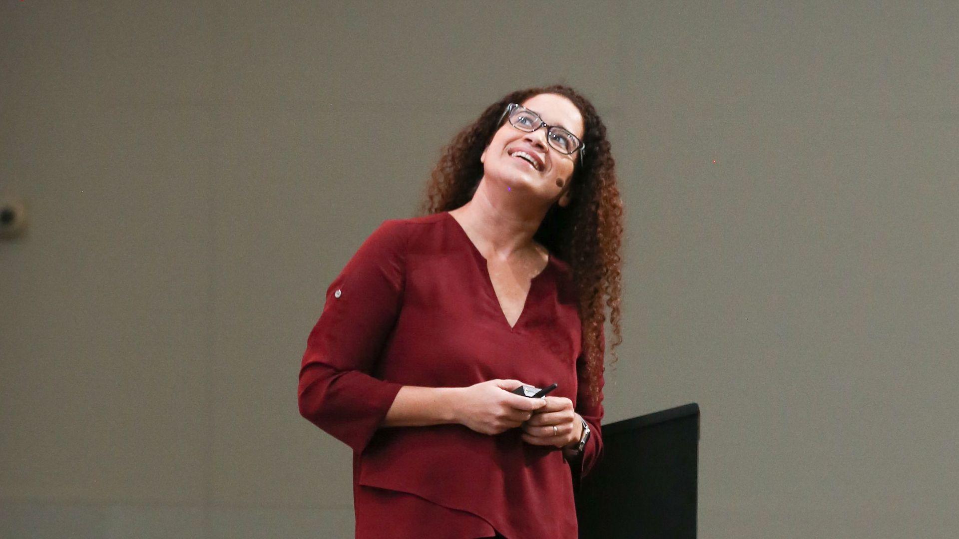 Genius Plaza CEO Ana Roca Castro