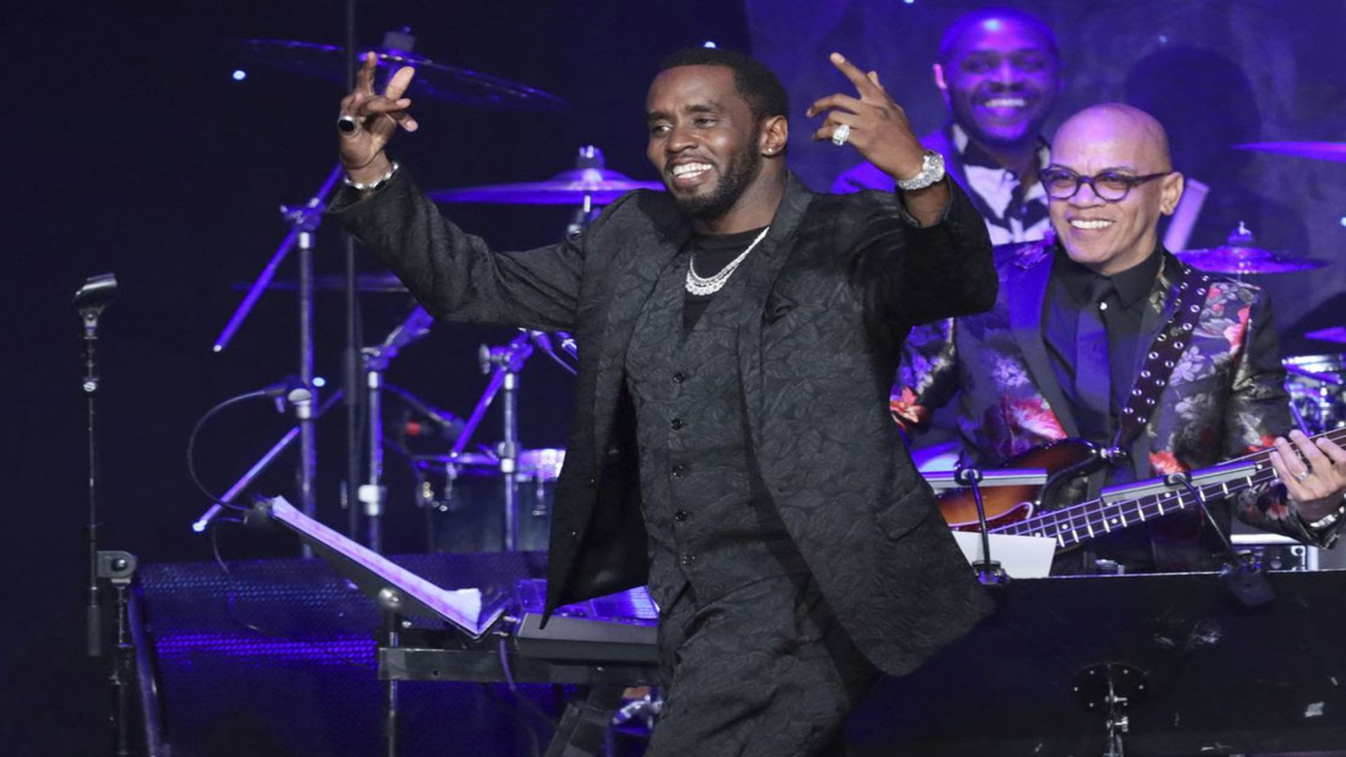"""Diddy blasts the Grammys: """"Hip-hop has never been respected"""""""