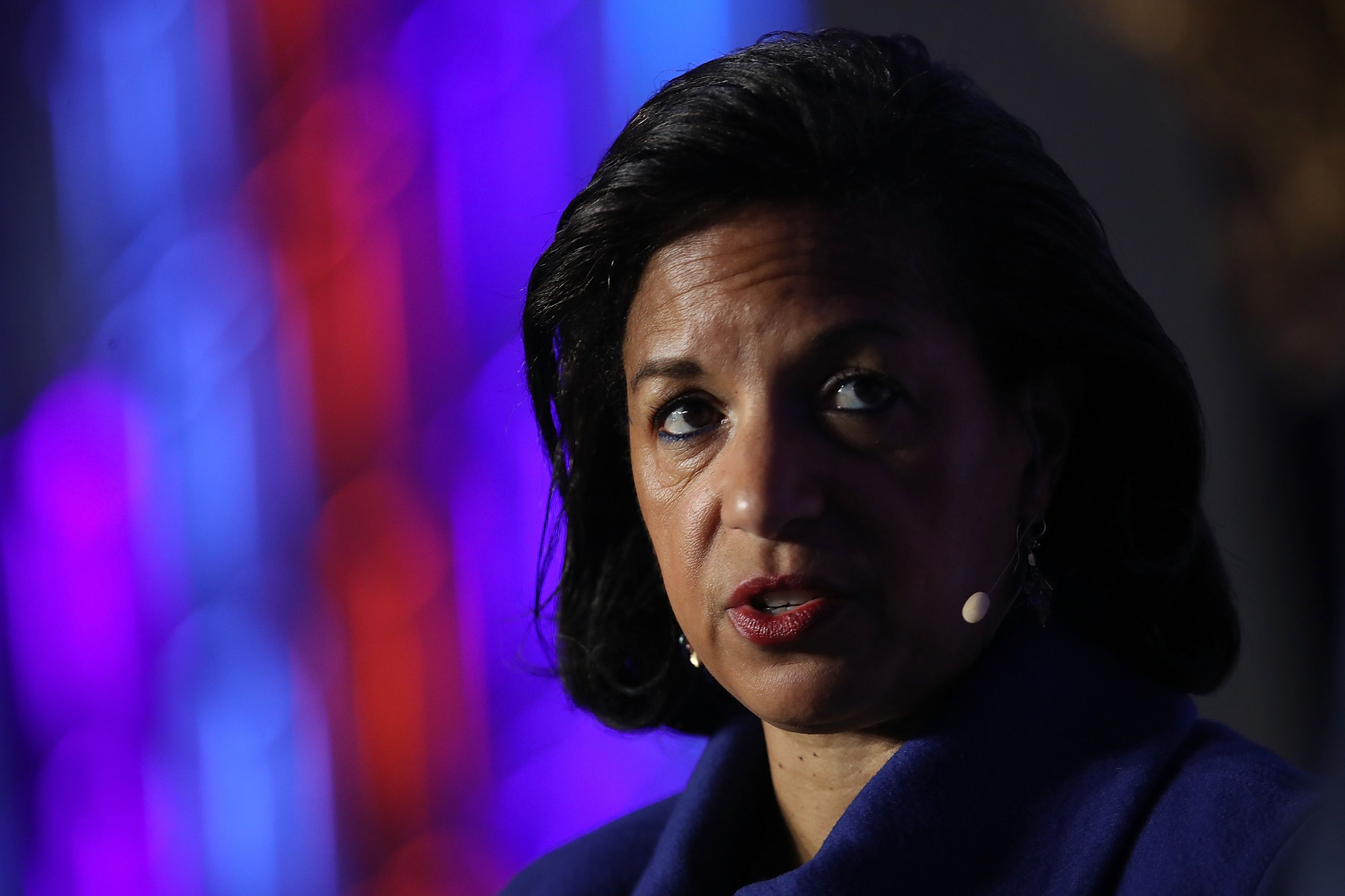 """Susan Rice tears into Trump over """"despicable lies"""" on Obama and Iran - Axios"""