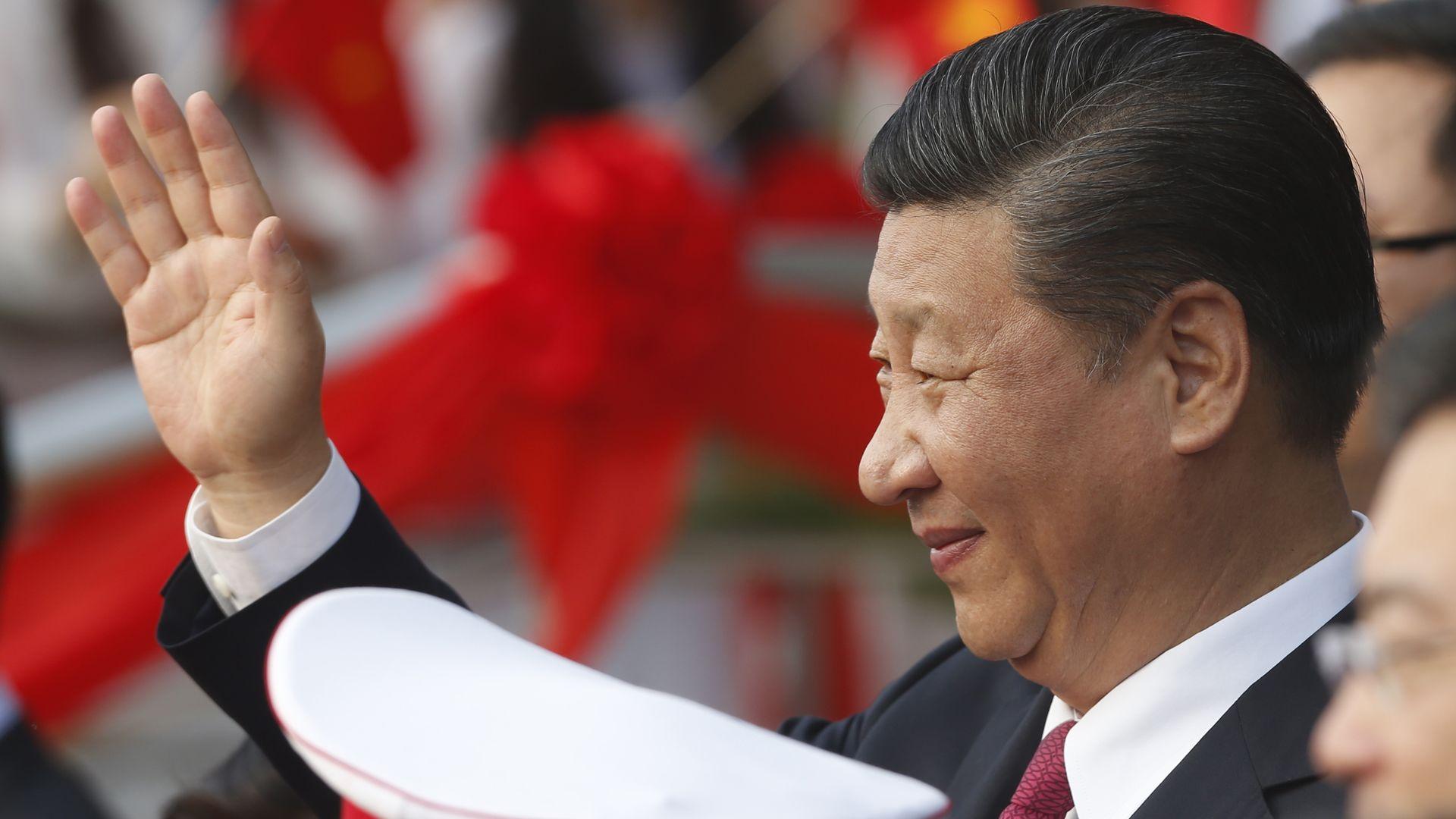 President Xi Jinping.