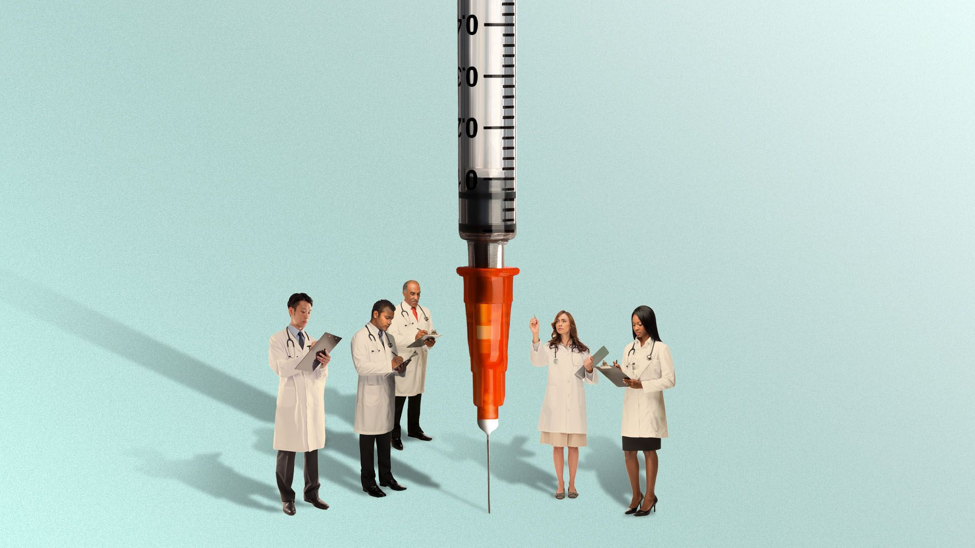 The coming coronavirus vaccine chaos - Axios