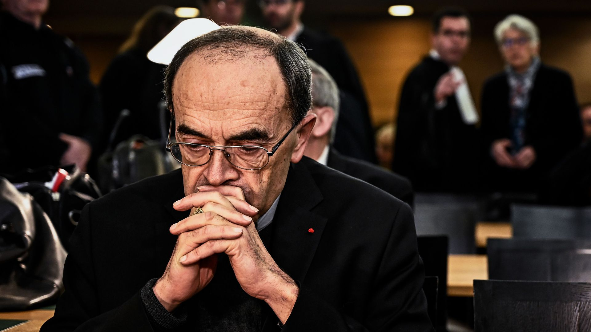 Cardinal Philippe Barbarin had pleaded not guilty to the charges.