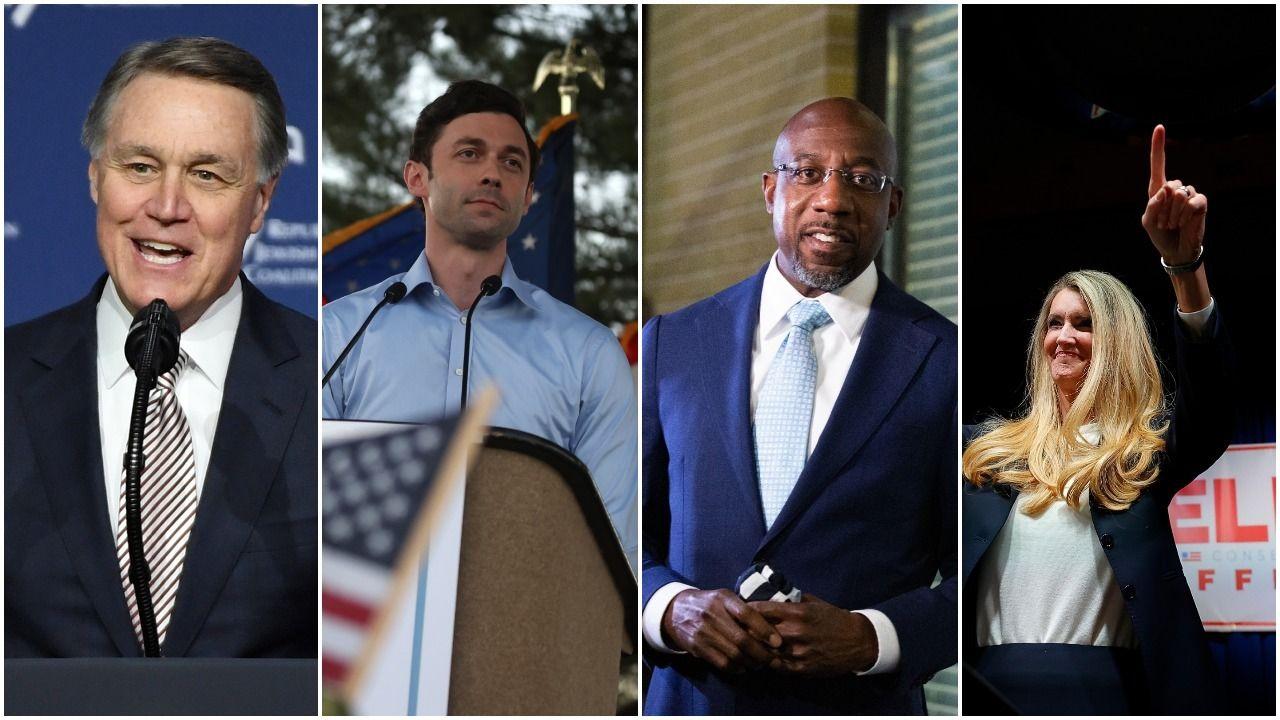 Both Georgia Senate seats are heading to a runoff thumbnail