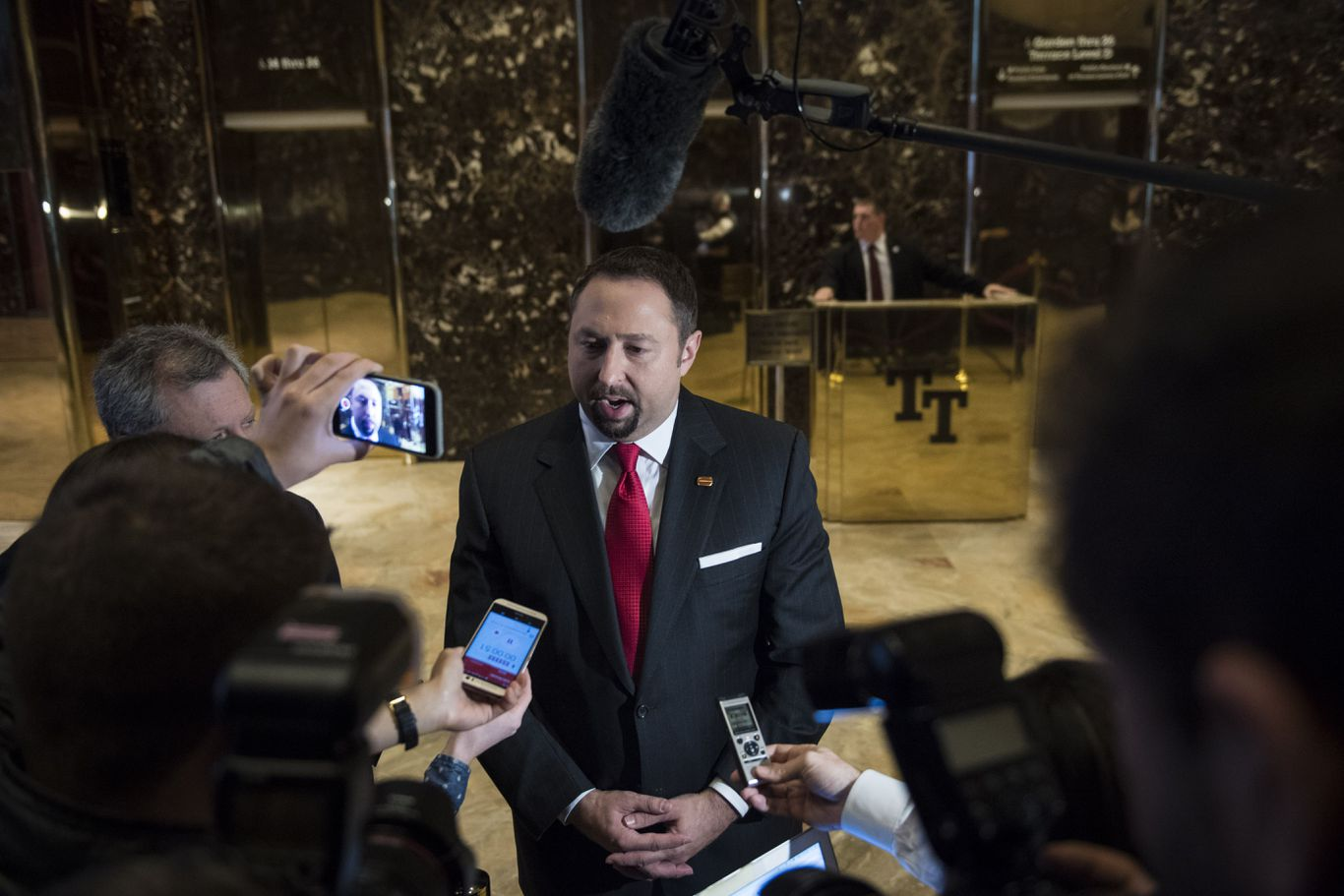 Trump's new wakeup call: Campaign operative Jason Miller gets him ready for the day thumbnail