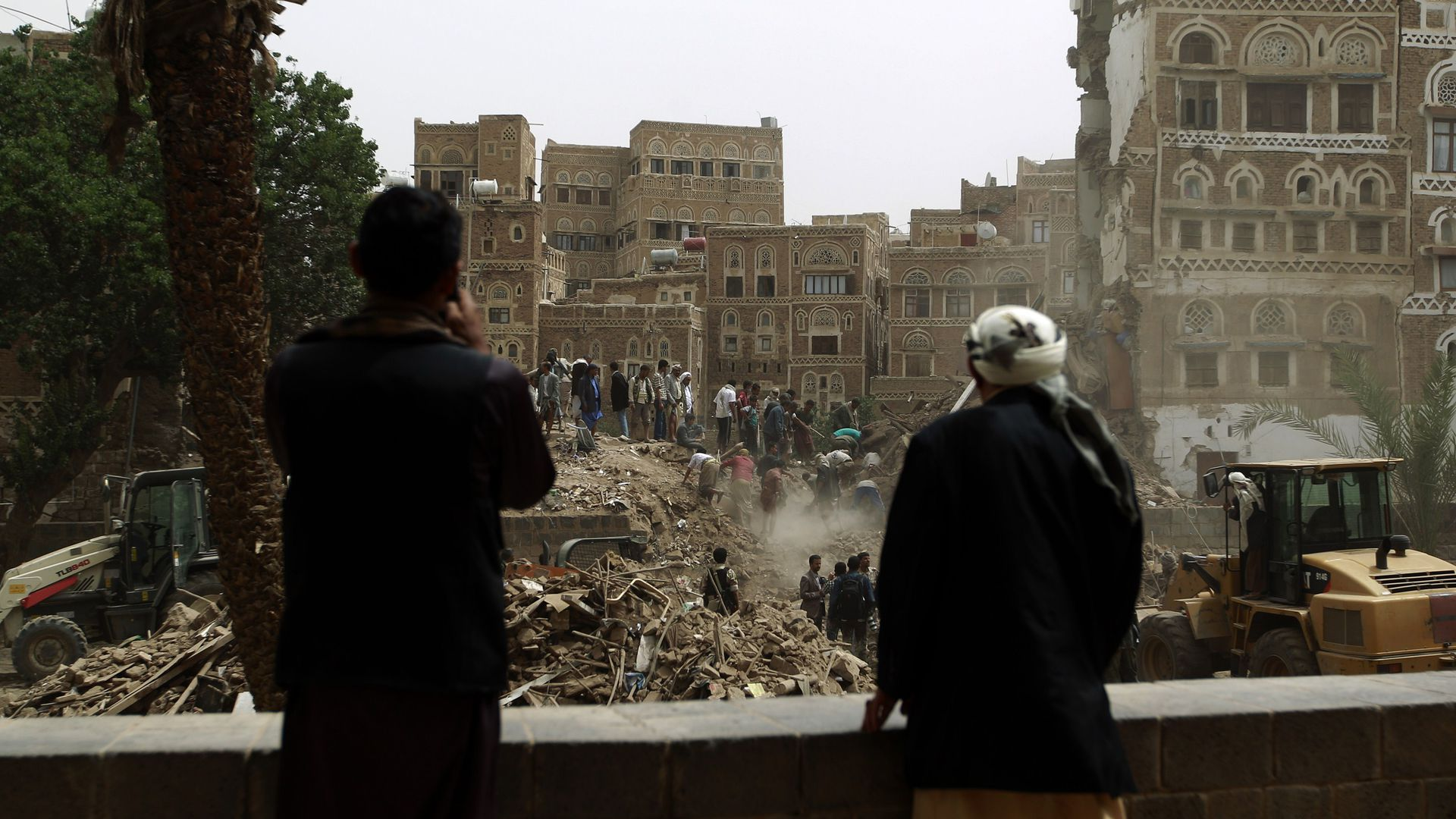 Why the U.S. got (and stayed) involved in Yemen's brutal war