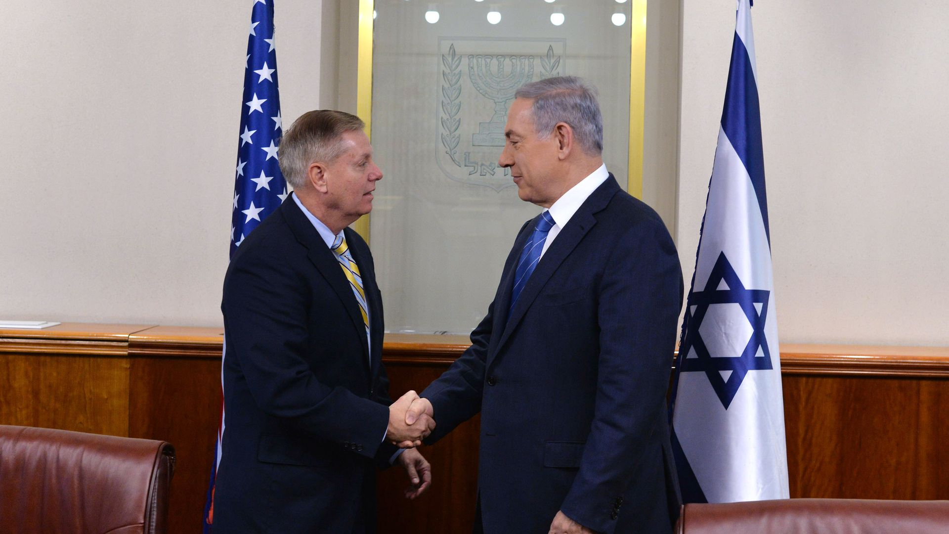 Israel is working to stop Senate resolution on two-state solution