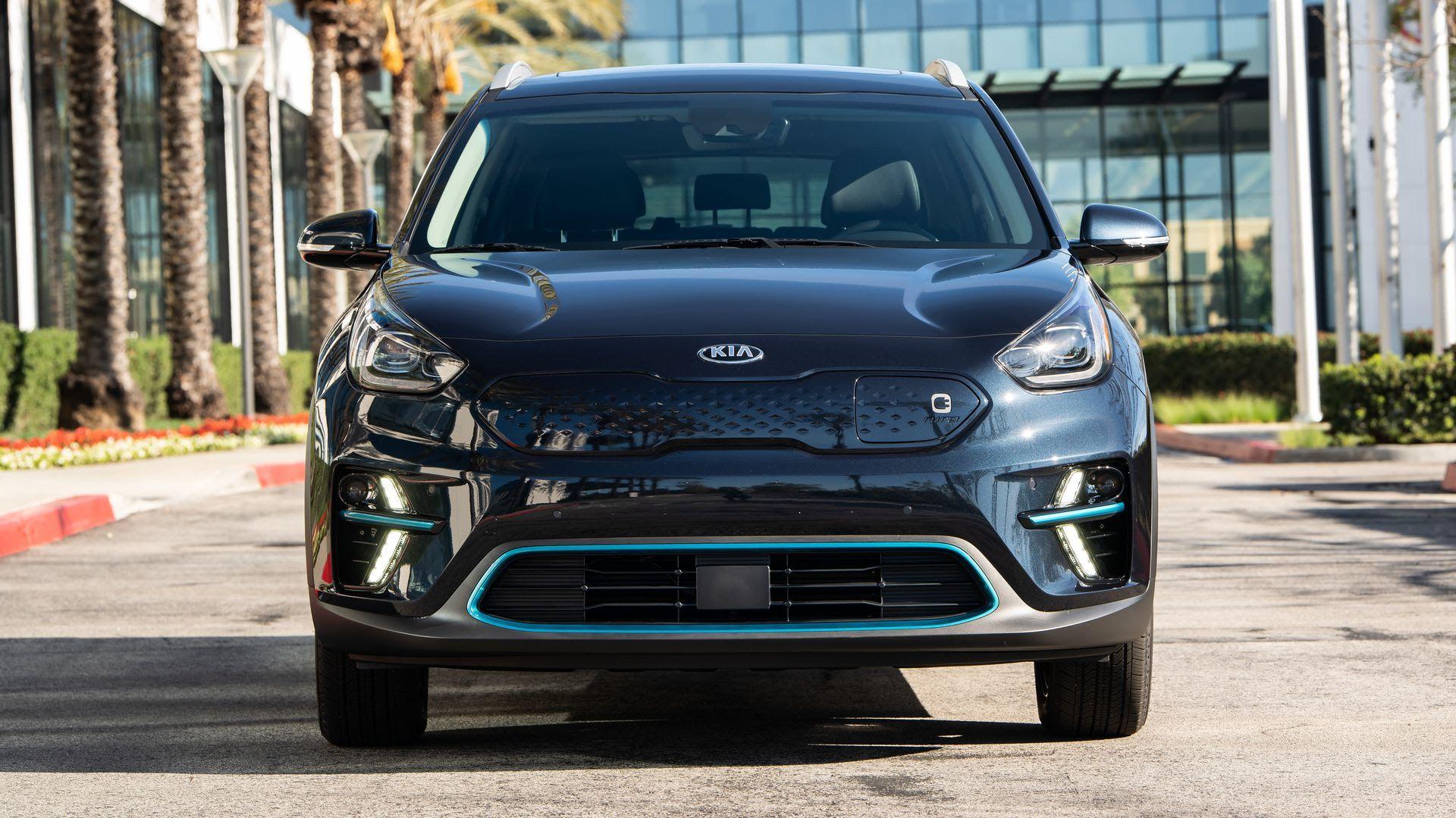 What We Re Driving 2019 Kia Niro Ev Axios