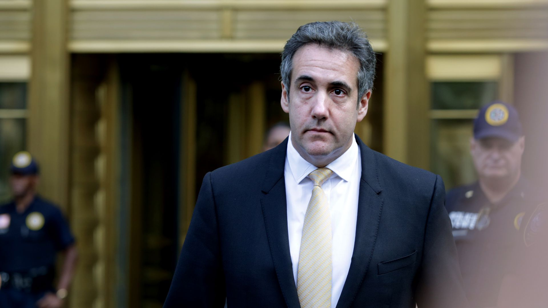 Michael Cohen, former lawyer to President Donald Trump. Photo: Yana Paskova/Getty Images
