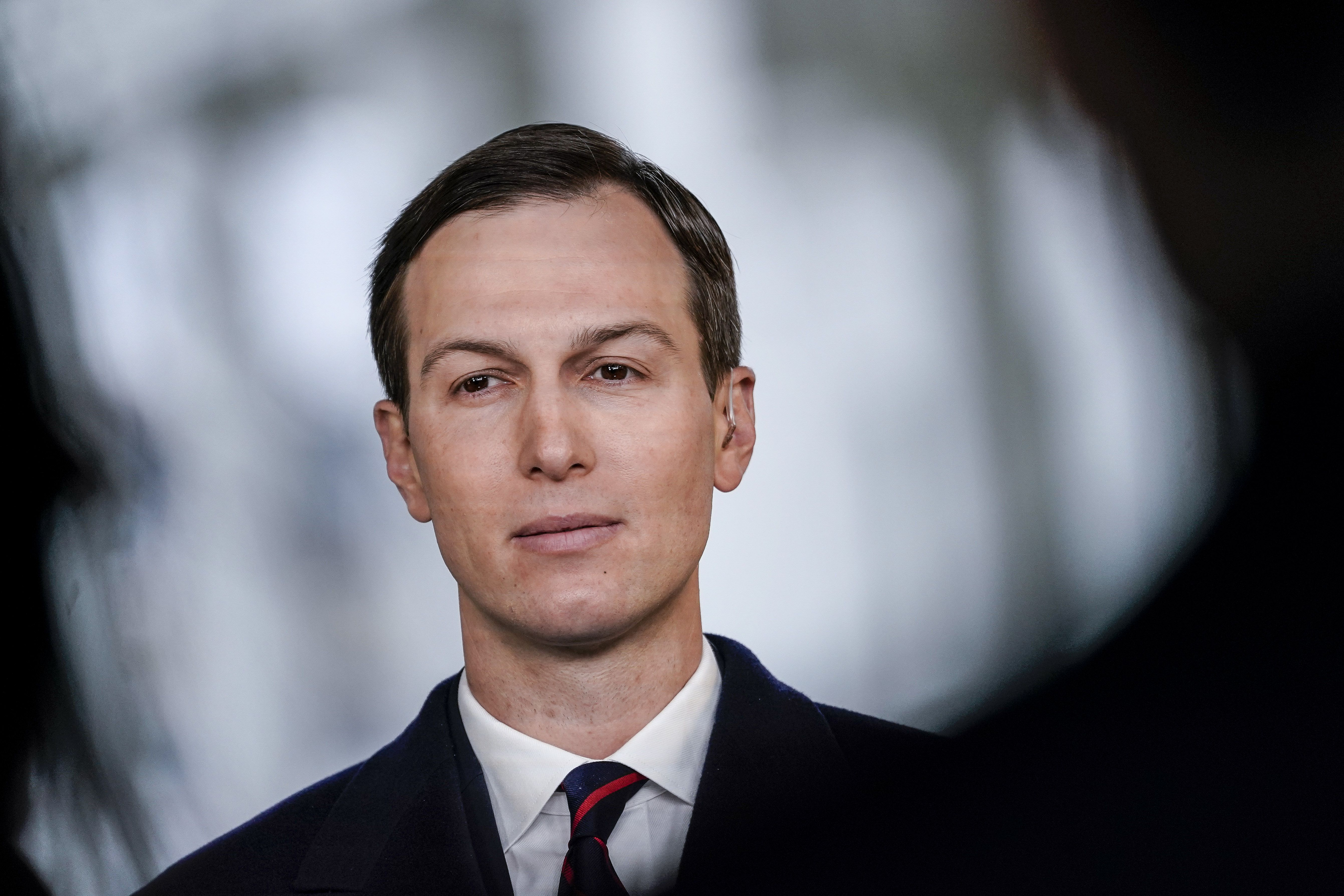 Watchdog files Hatch Act complaint against Jared Kushner - Axios
