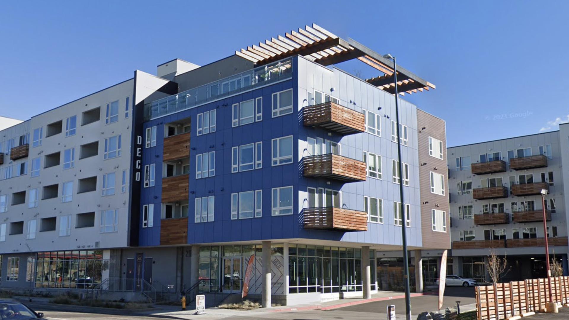 Deco Apartments, Image: © 2021 Google/Google Street View