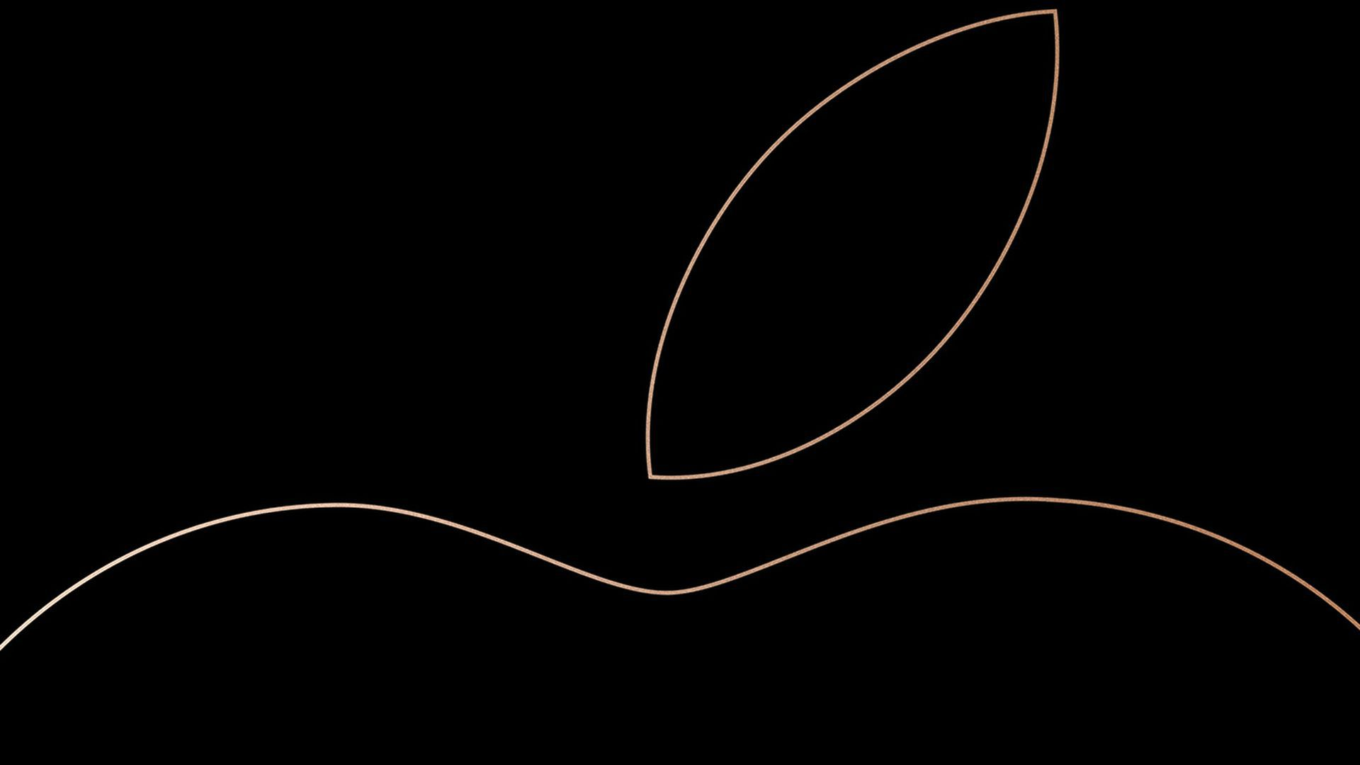 Invitation for Apple event