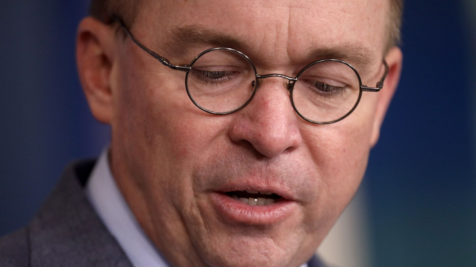 "GOP rep on Mulvaney's quid-pro-quo walk-back: ""It's not an Etch-A-Sketch"""