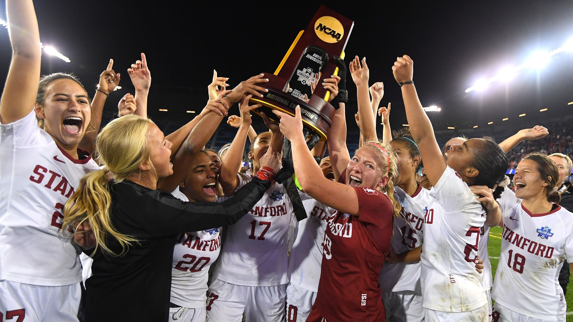 Stanford soccer team