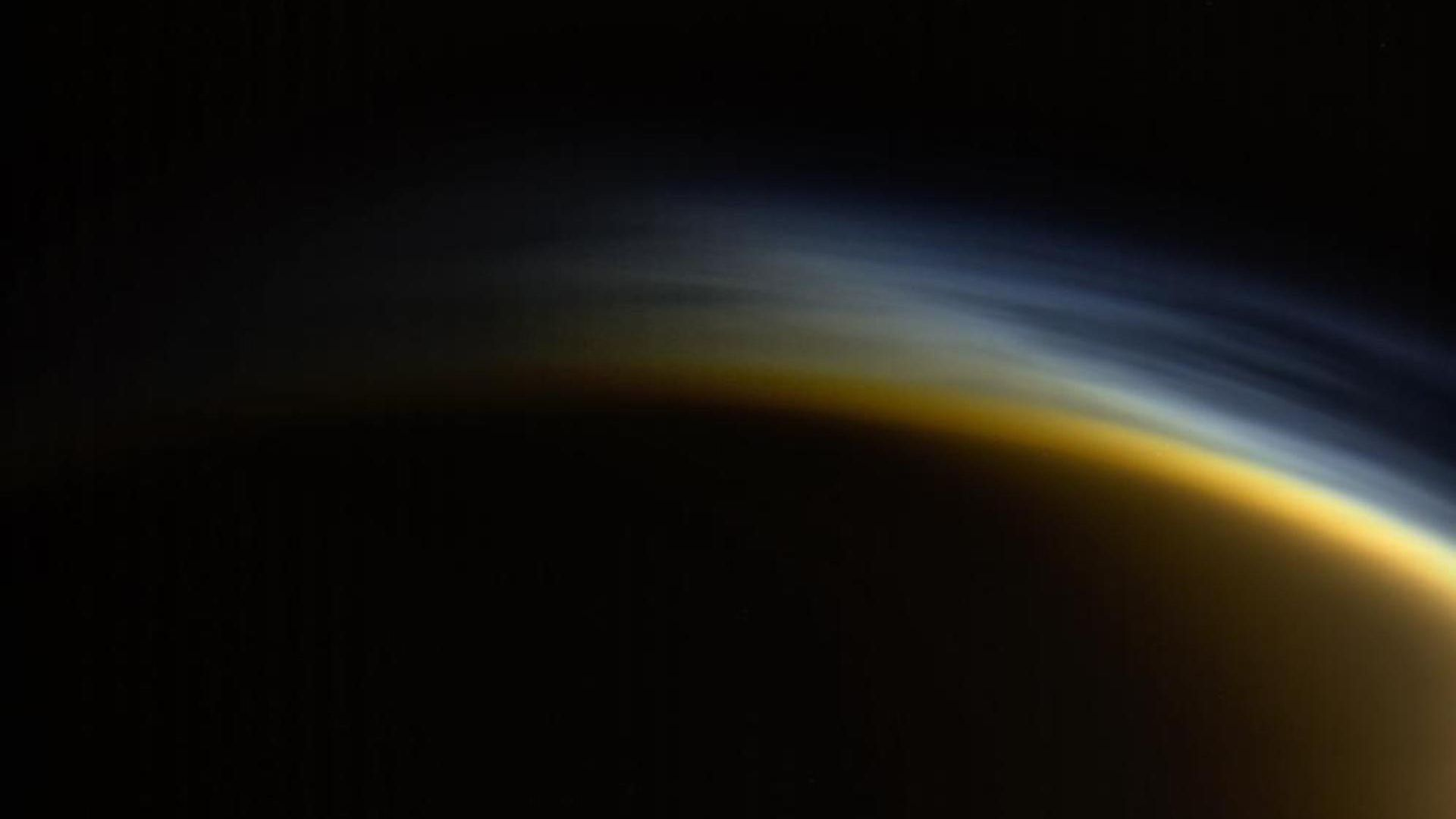 Cosmic rays change atmosphere of Saturn's moon, Titan - Axios