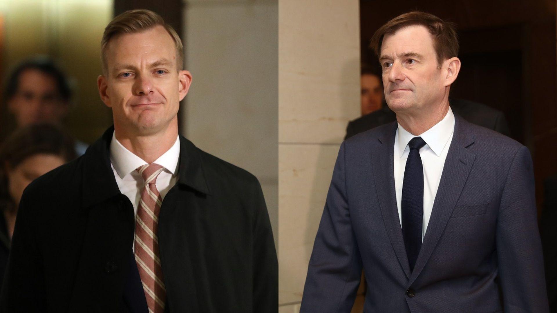 Holmes and Hale.