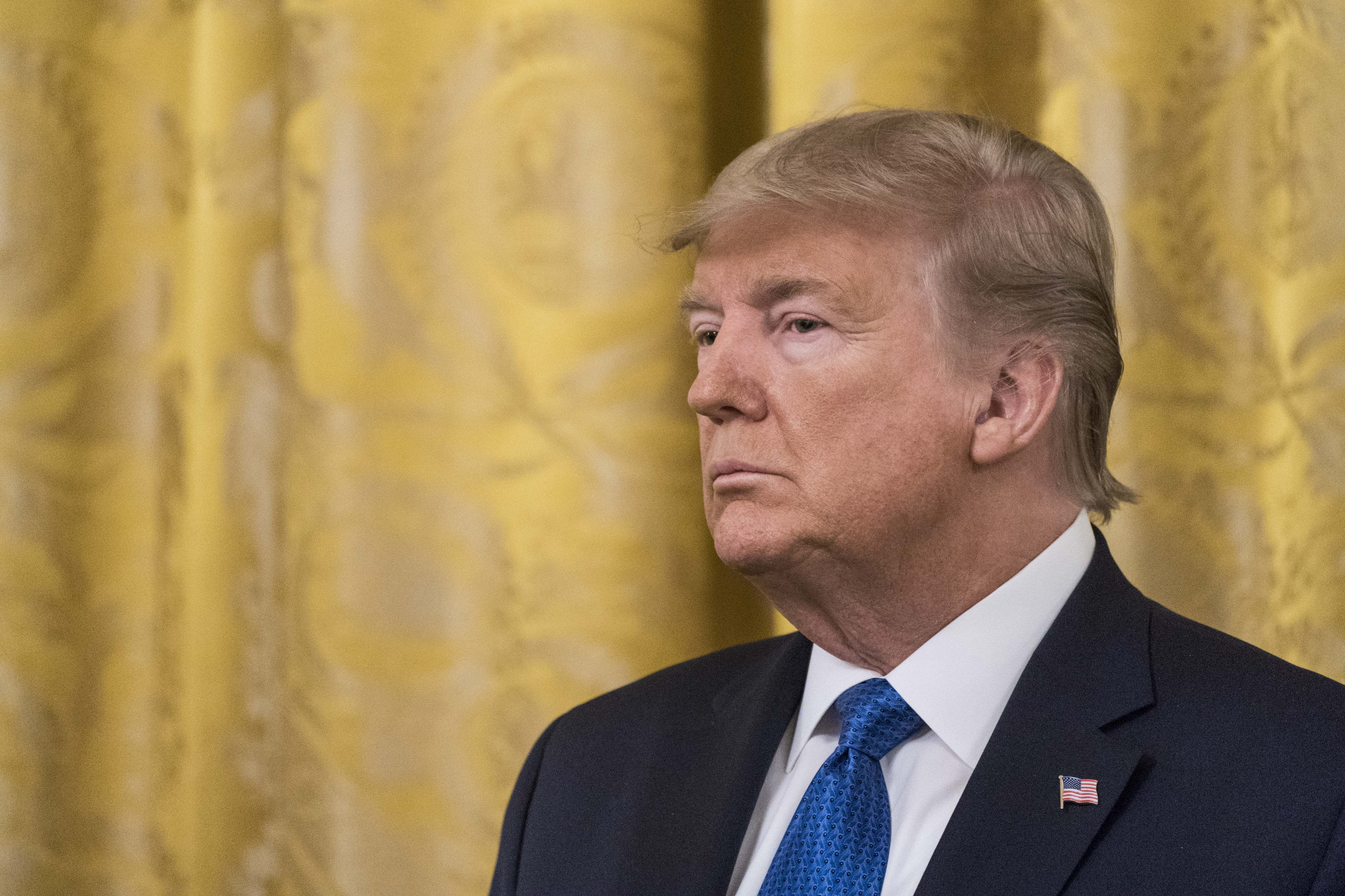 Poll: Majority believe Trump abused power and obstructed Congress - Axios