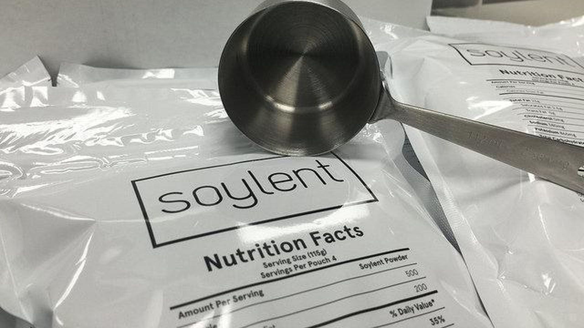 Food substitute Soylent raises $50 million amid recalls