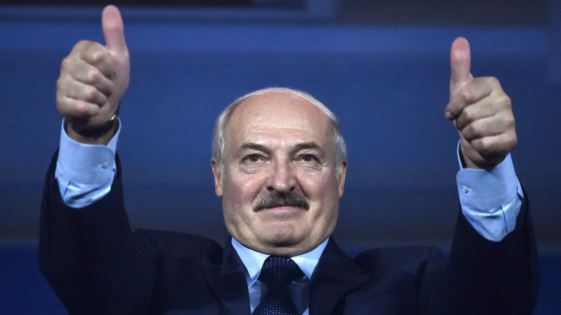 "Europe's last dictator"" won't let sports stop during coronavirus ..."