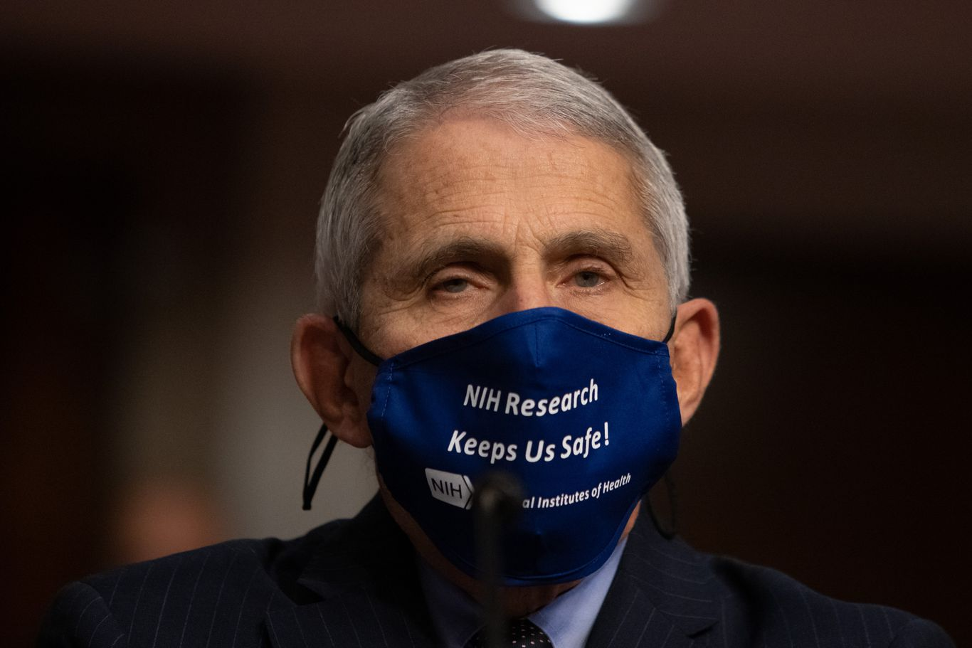 Fauci says if people won't wear masks, maybe it should be mandated