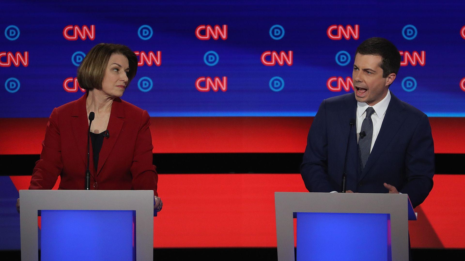 Buttigieg and Klobuchar rake in over $1 million each in 24 hours after debate