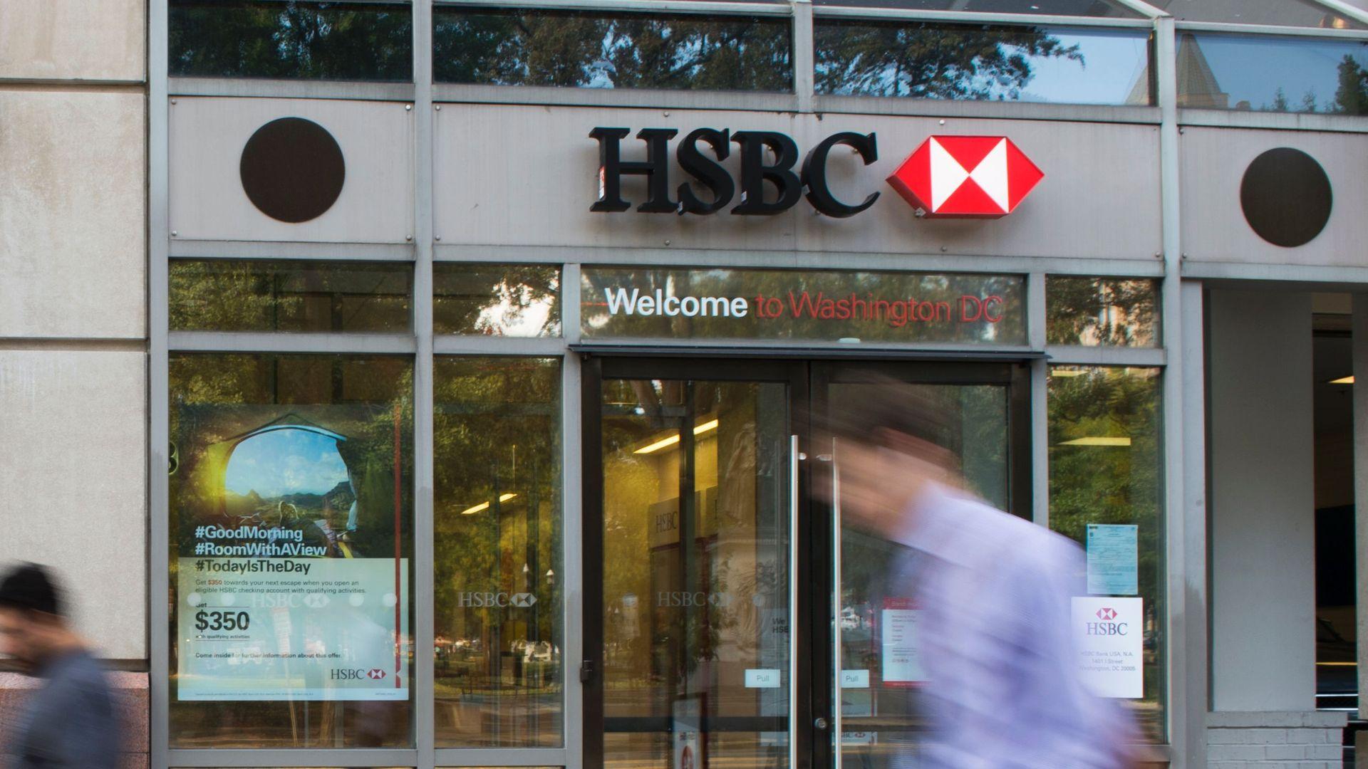 Scoop: HSBC hops on the robo-advising bandwagon - Axios