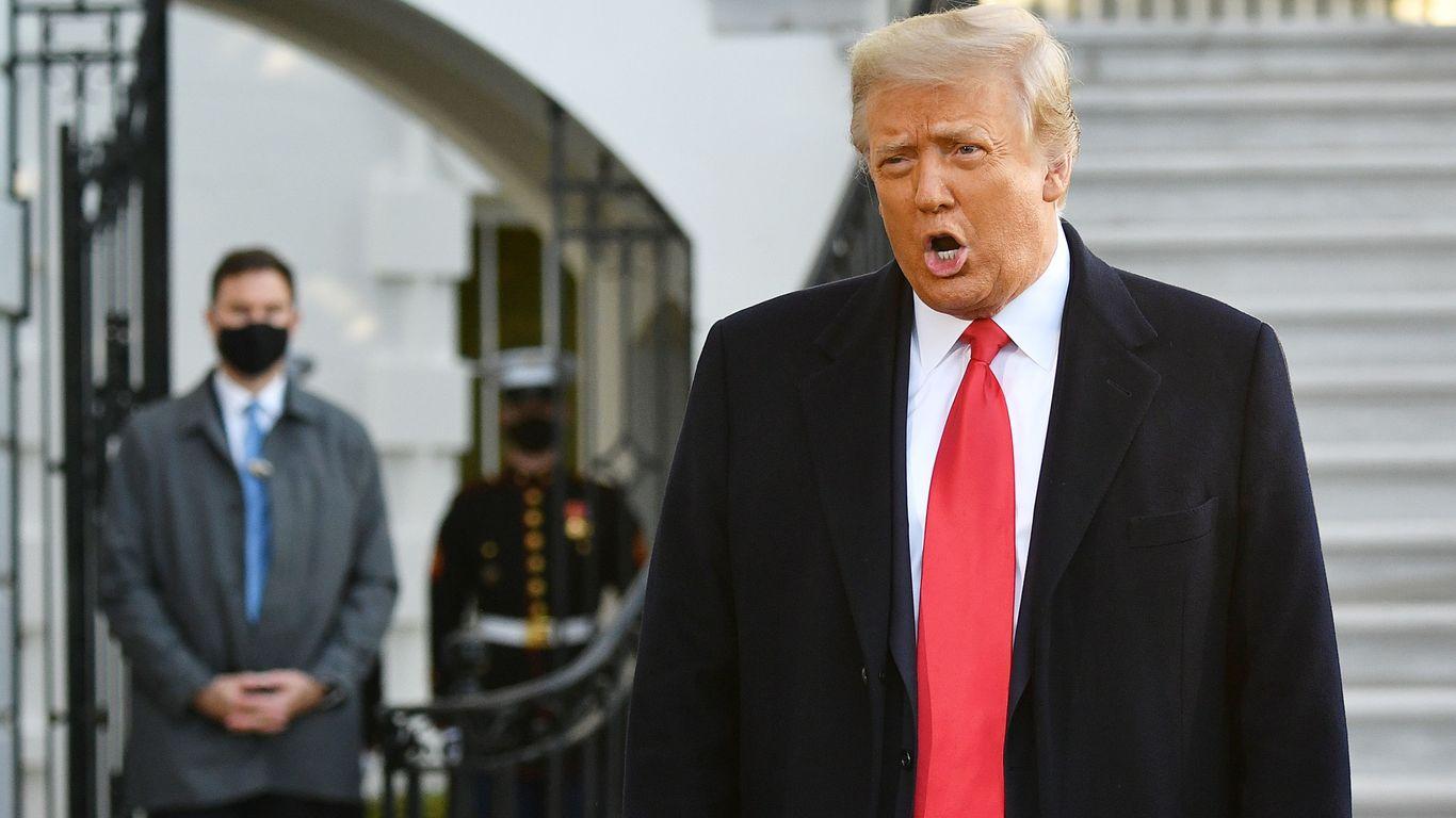 """Lawyers blast Trump's First Amendment defense as """"legally frivolous"""" thumbnail"""