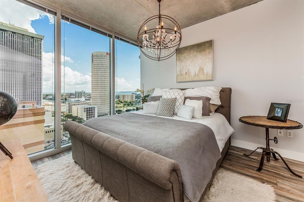 777 N Ashley Dr #1612 bedroom views