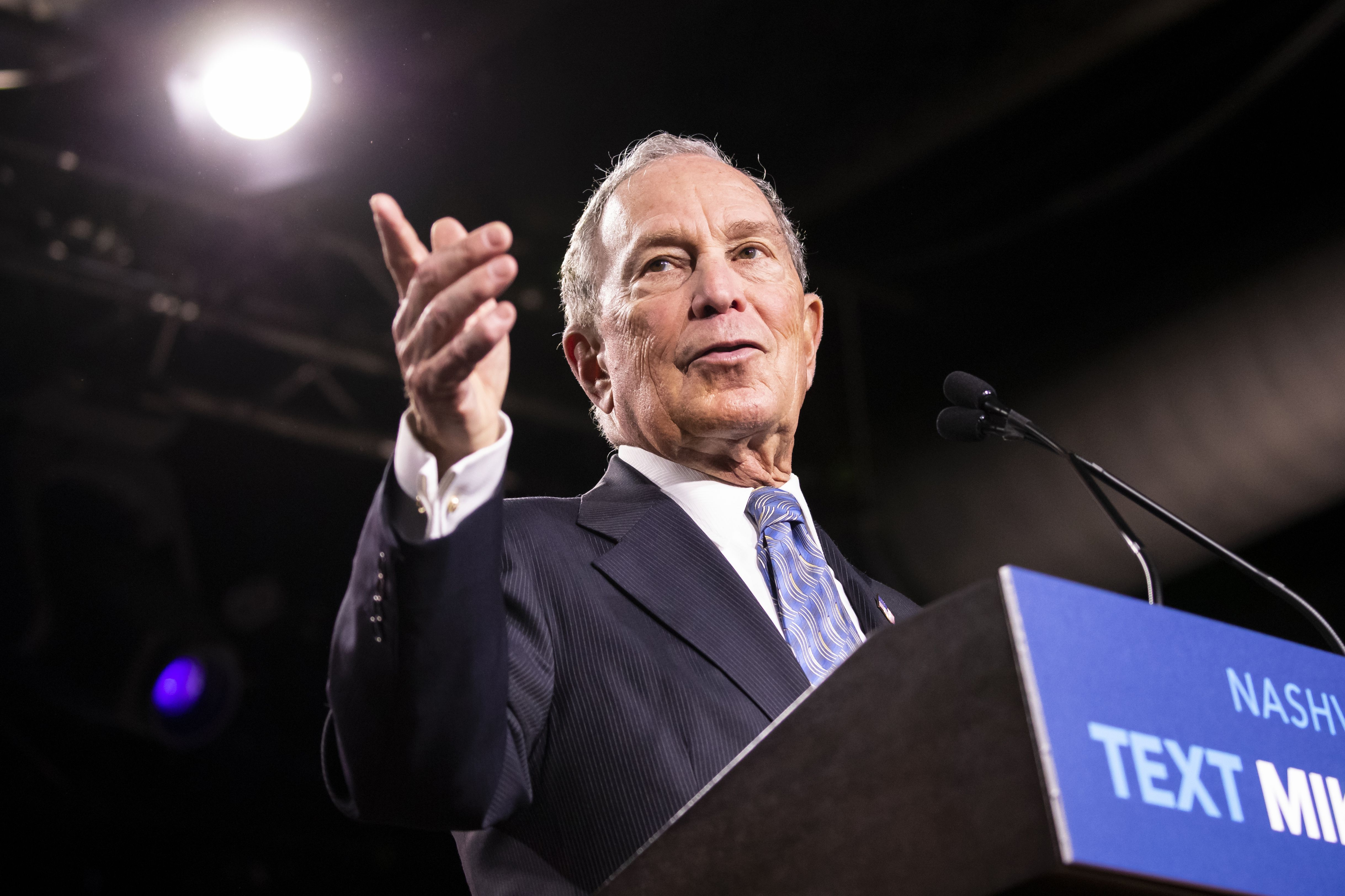 Bloomberg offers to release three women from nondisclosure agreements - Axios