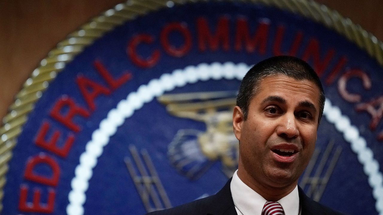 FCC chairman Ajit Pai says he will leave Jan. 20