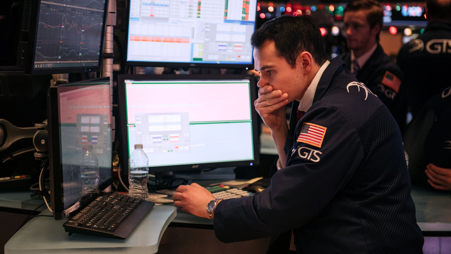 Stock traders