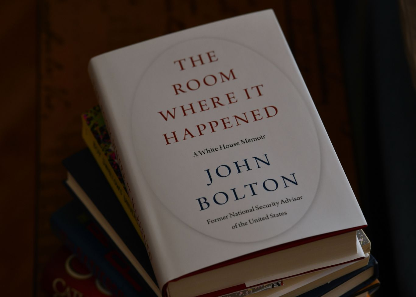 Justice Department reportedly opens criminal probe into Bolton's book thumbnail