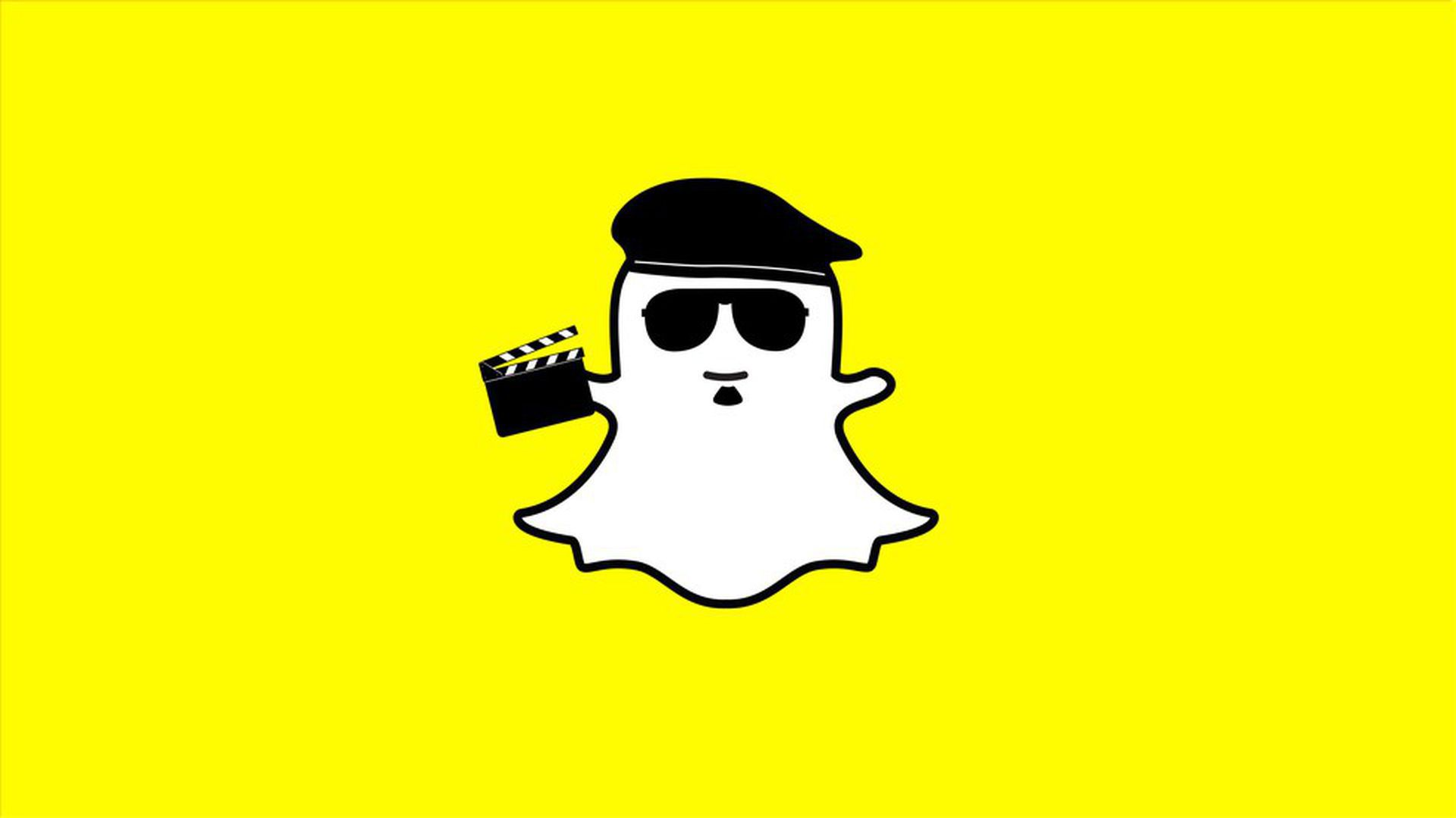 8ab334dfd21 Snapchat launches first slate of original shows