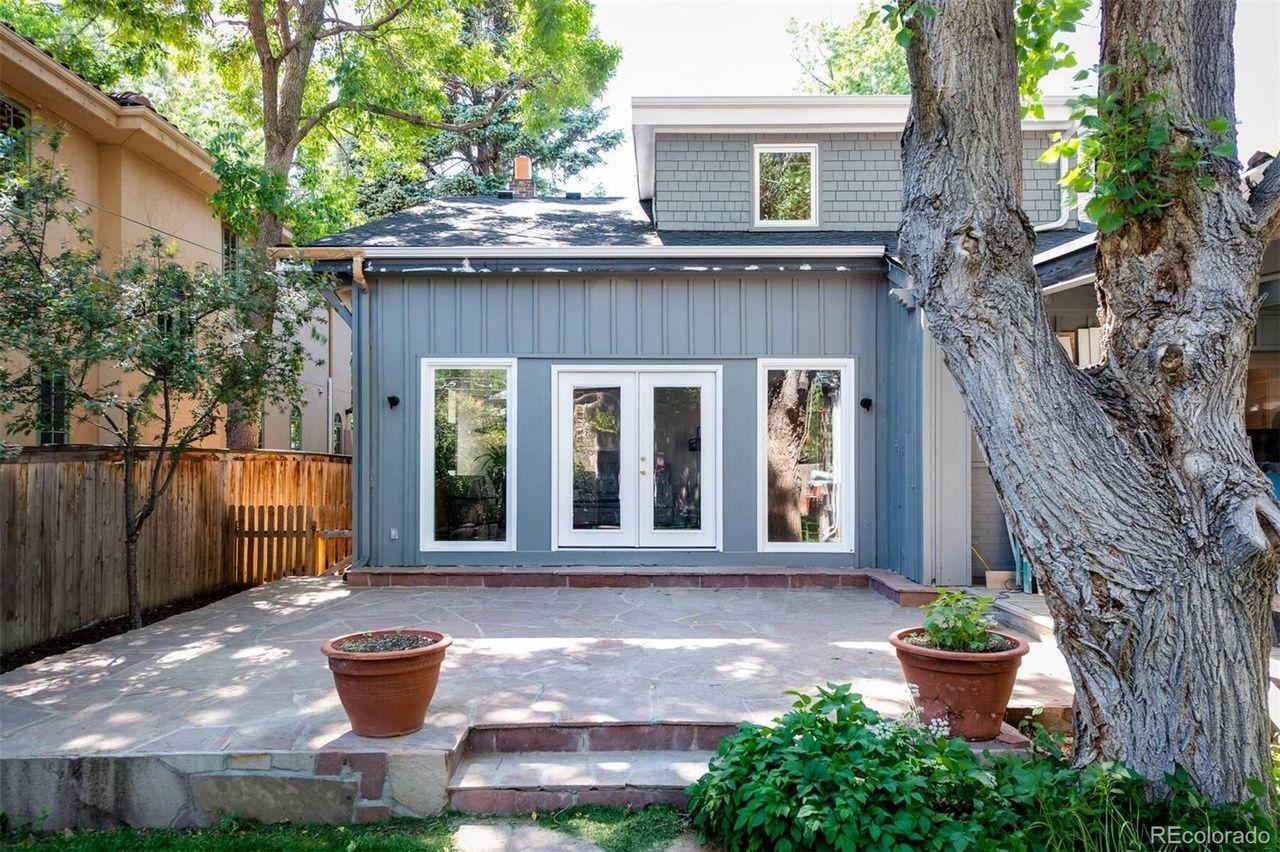2254 S. Adams St. patio