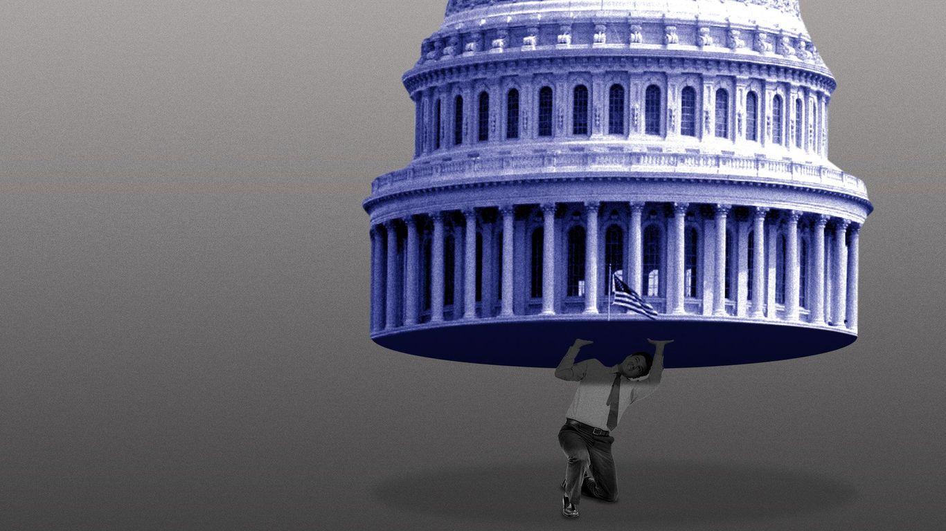 The price of Washington's stimulus failure