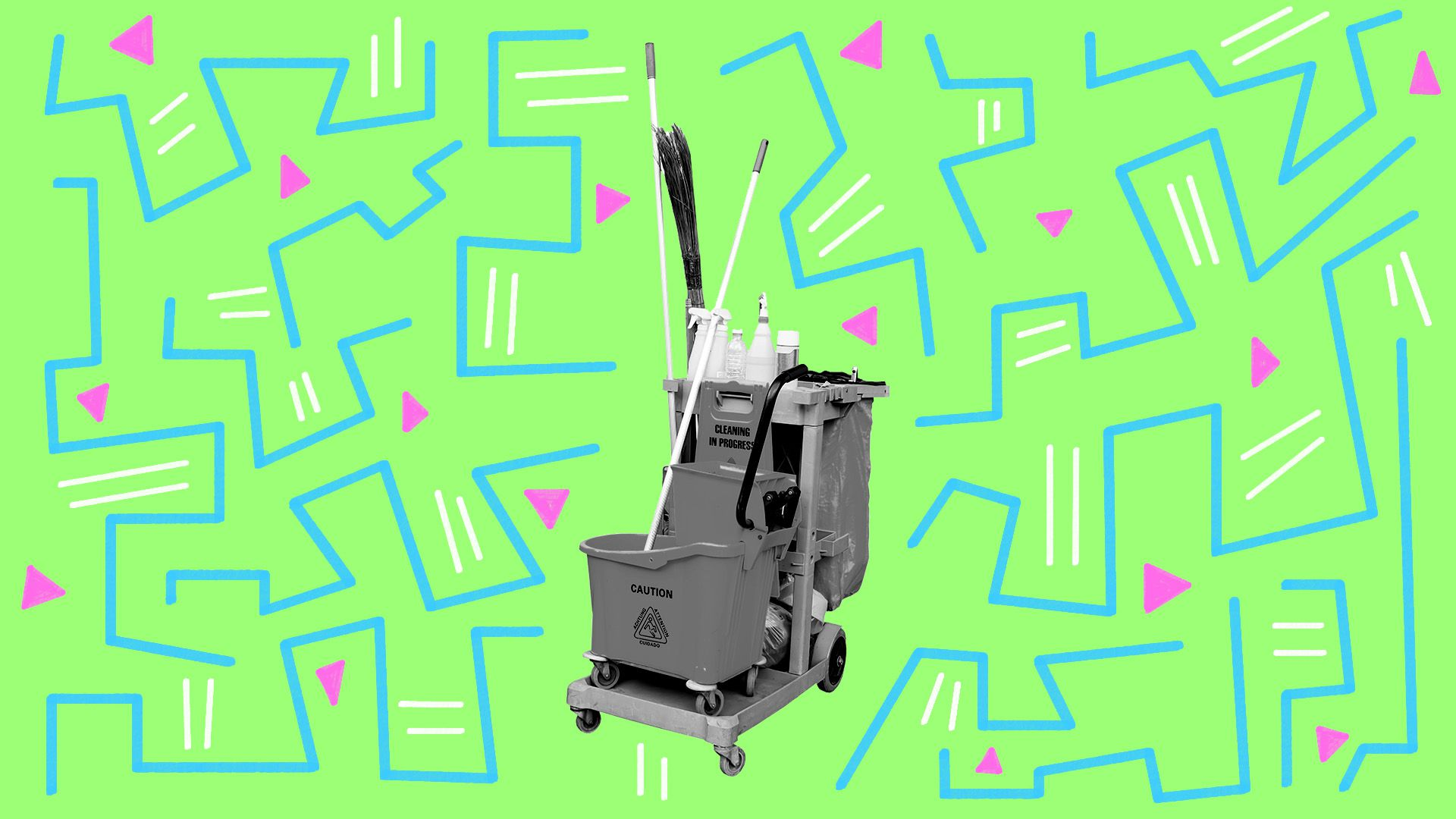 Help wanted: Digital janitor