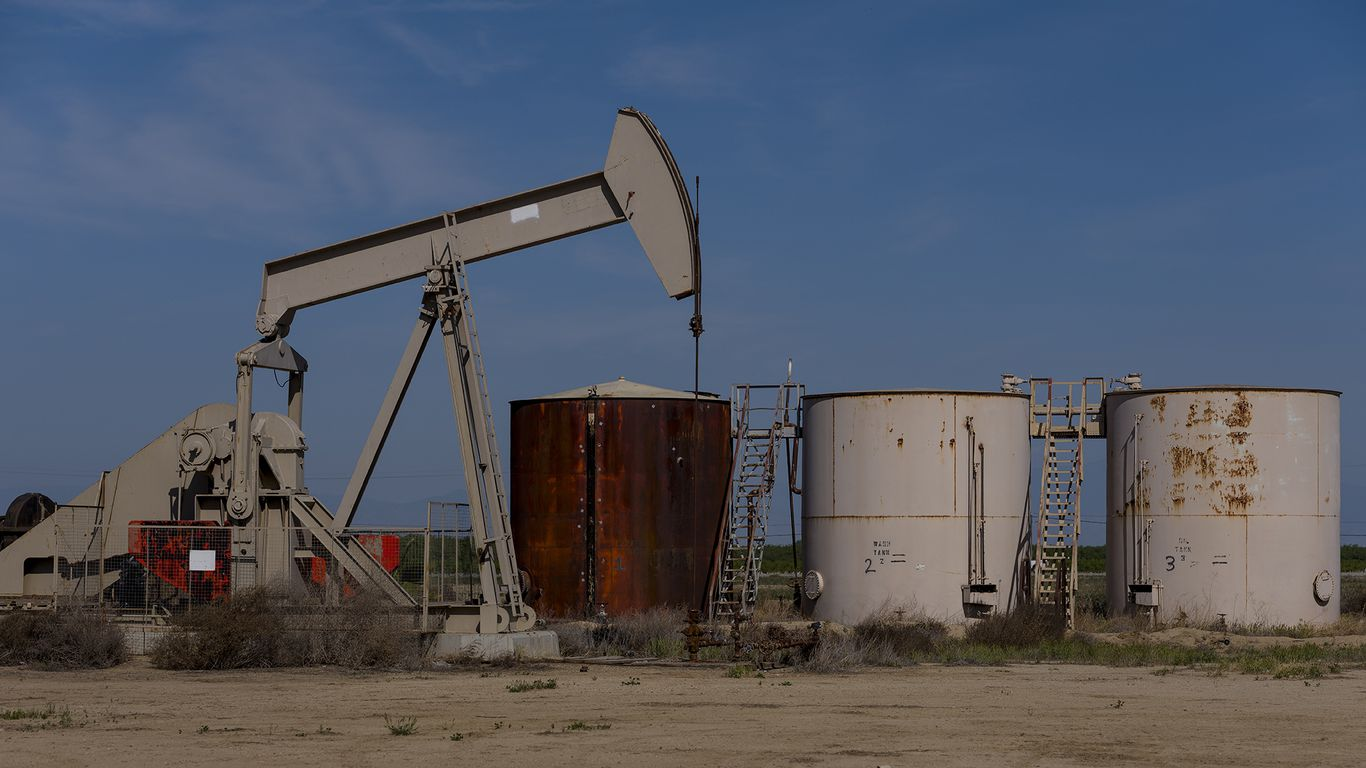 Abandoned wells targeted in poor Latino and Indigenous areas