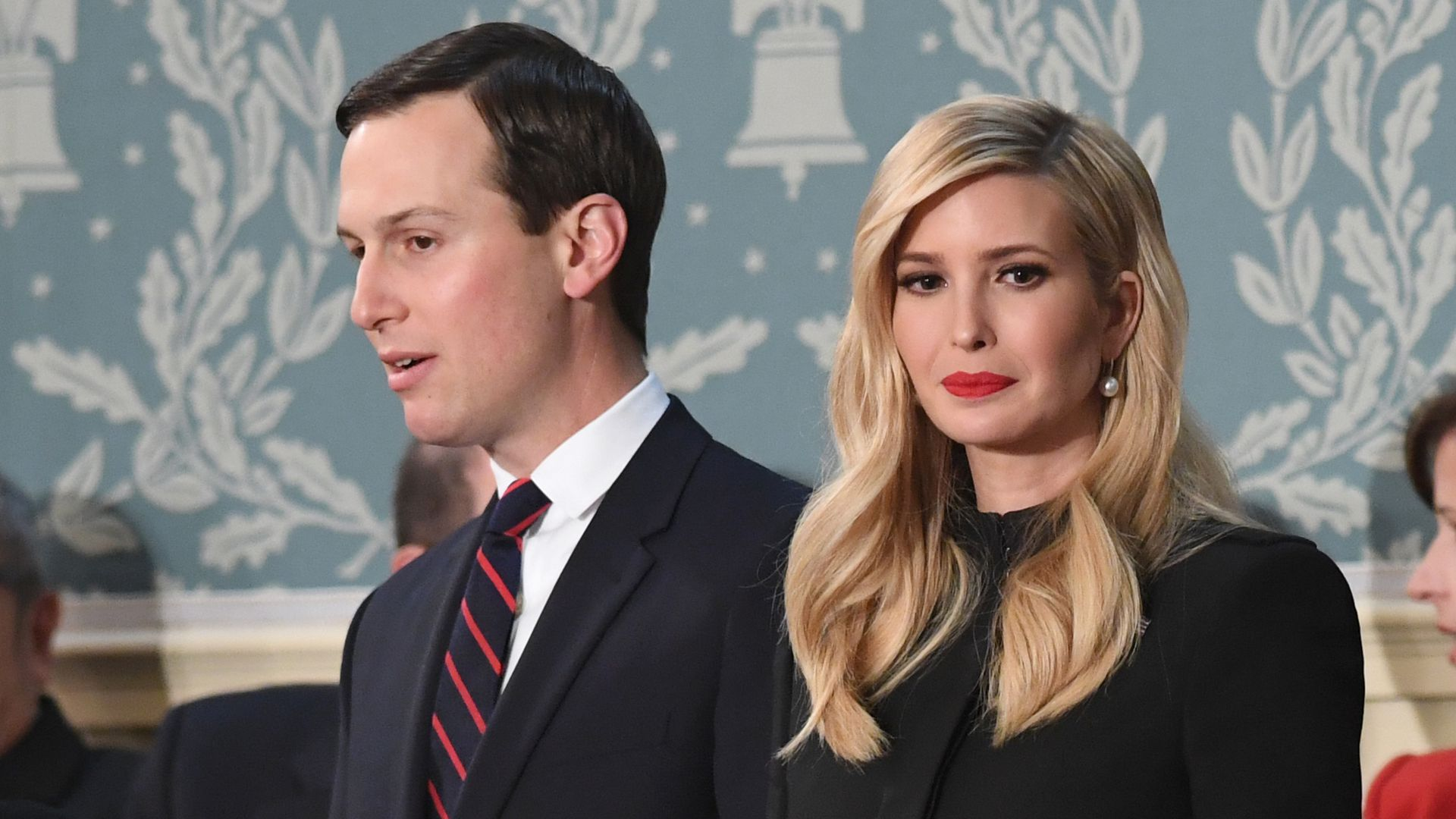 Scoop: White House leak to House Dems on Jared and Ivanka's