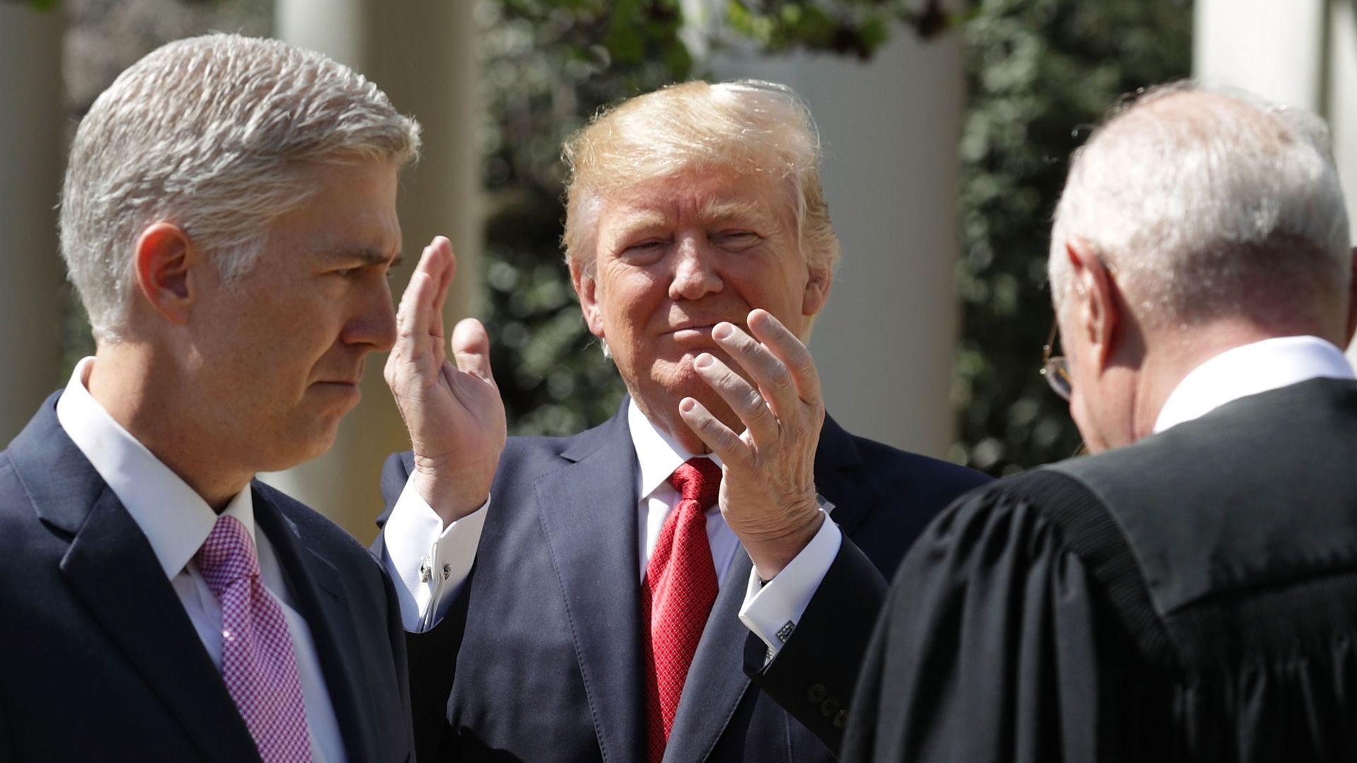 Trump and Gorsuch