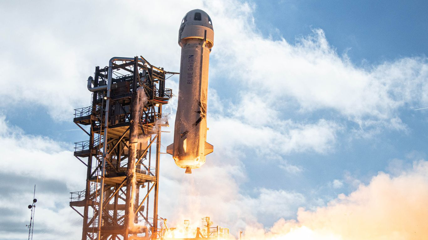 Blue Origin to launch rocket Thursday
