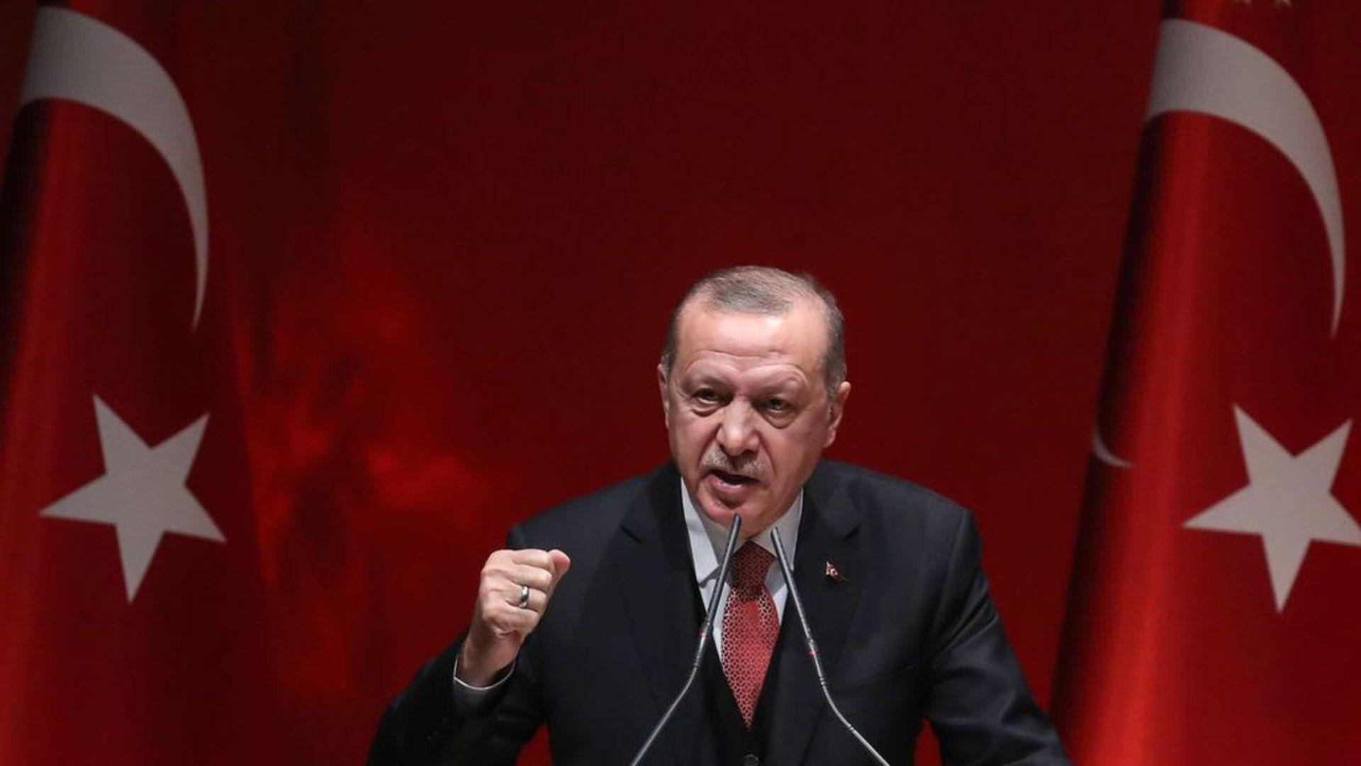Turkiy president