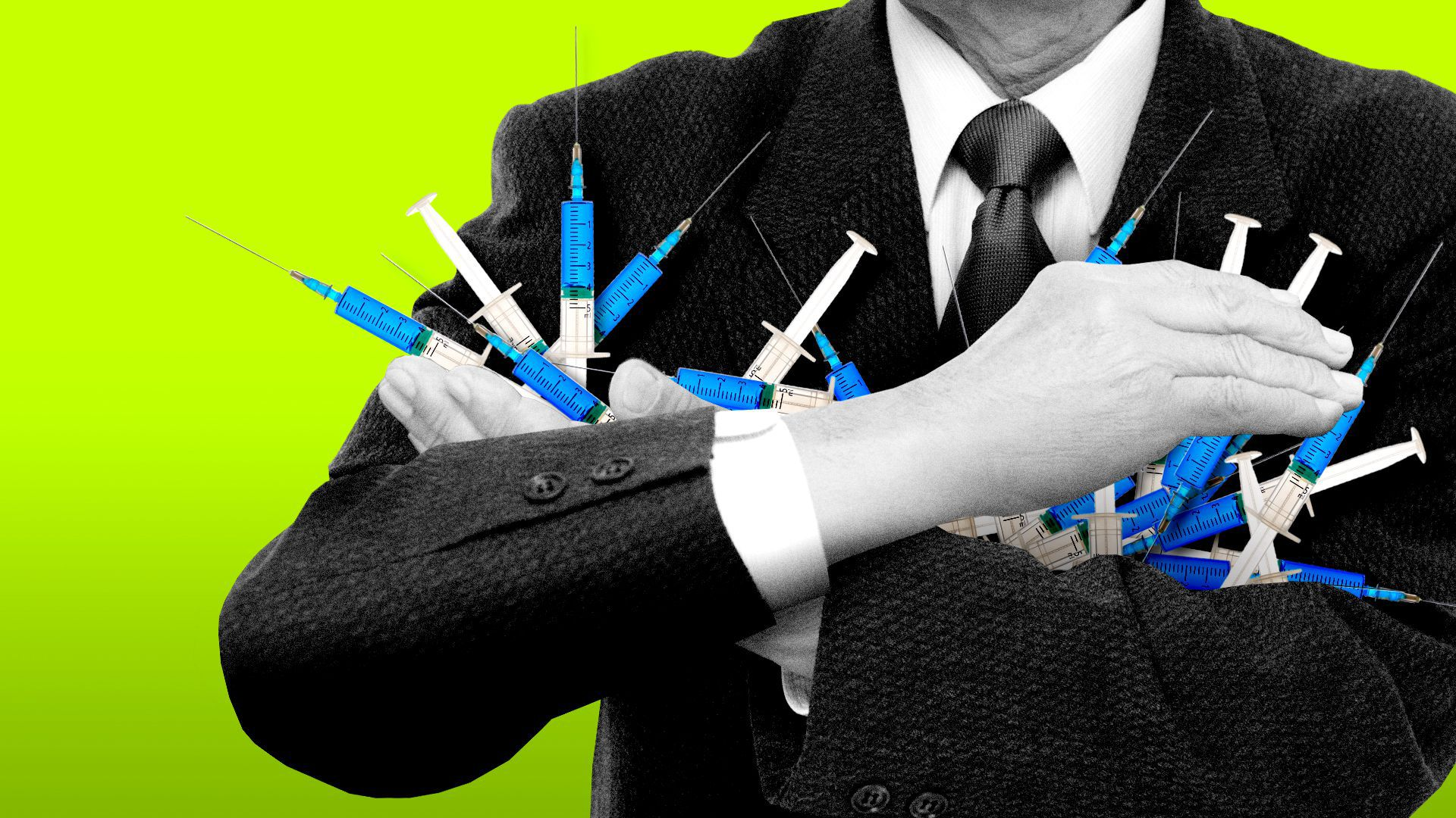 Vaccine disparity is the biggest international failure in decades - Axios