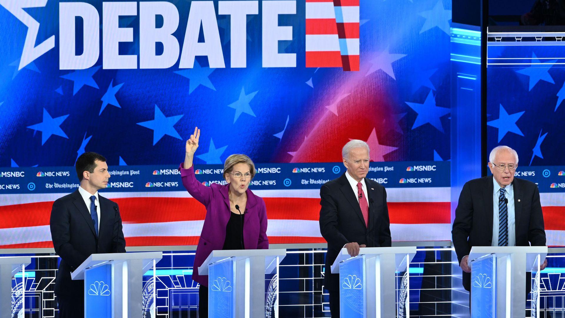 5 takeaways from the fifth Democratic debate