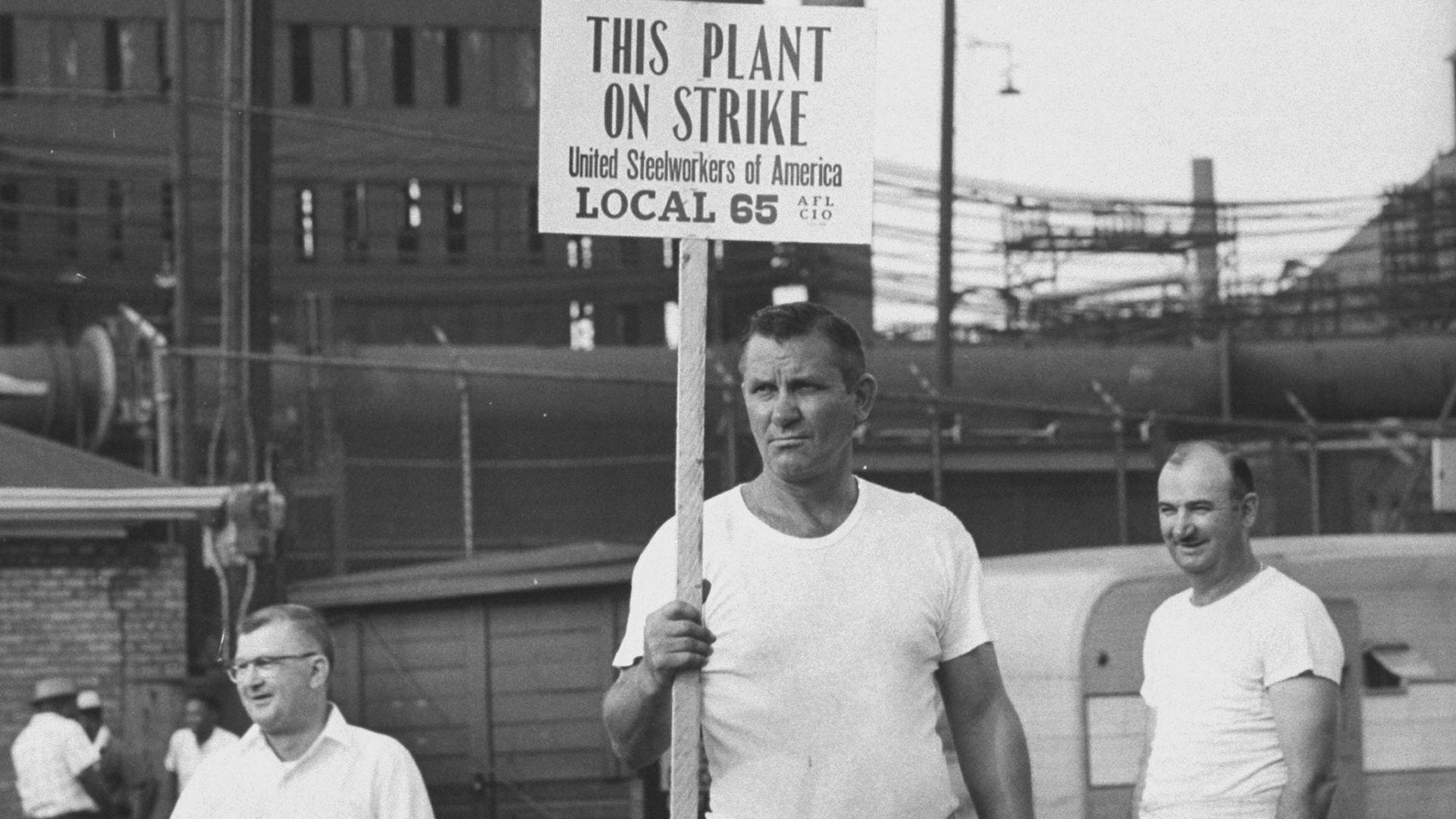 The AFL-CIO is preparing to re-invent itself