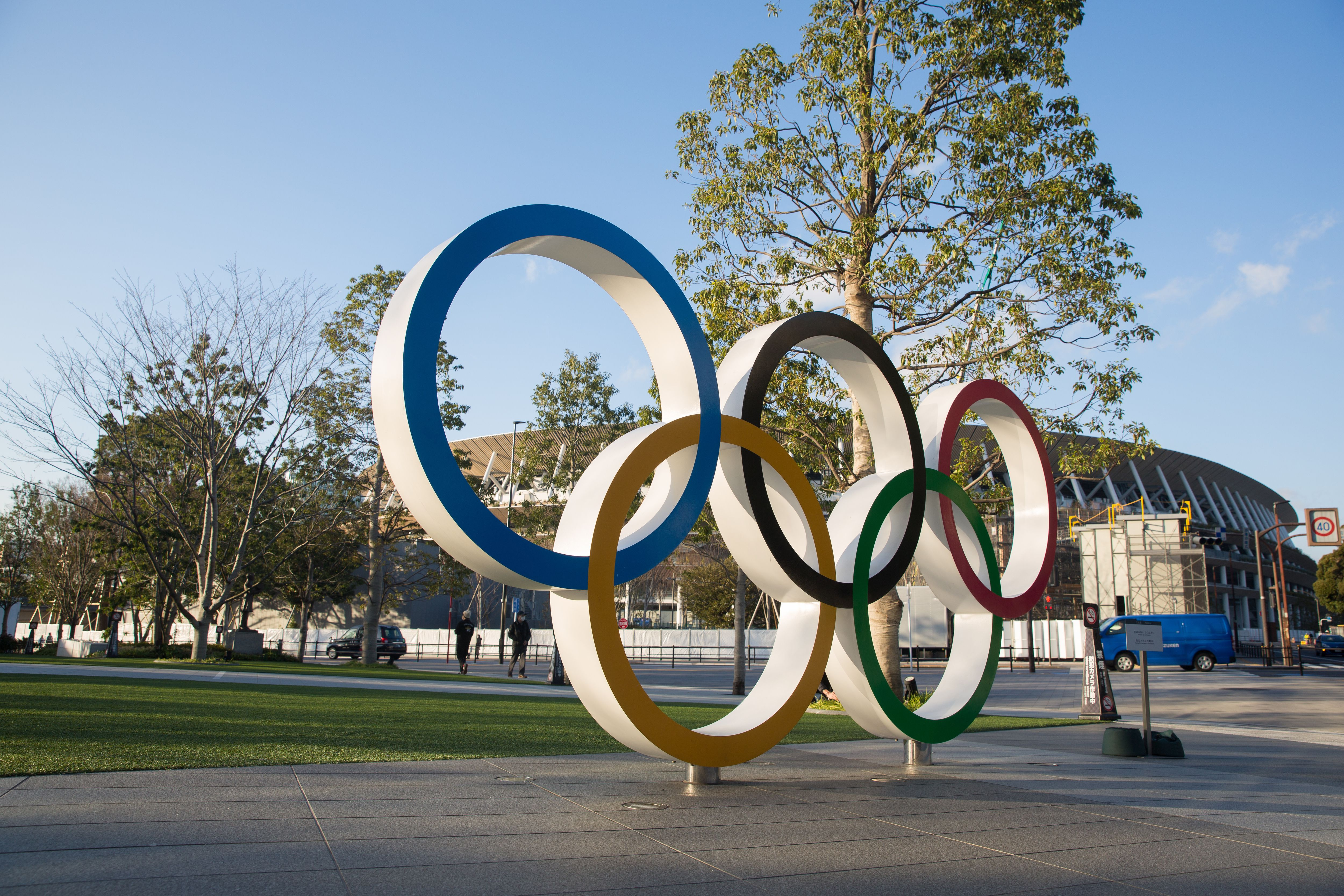 "Tokyo Olympics ""looking at a cancellation"" if coronavirus not contained"