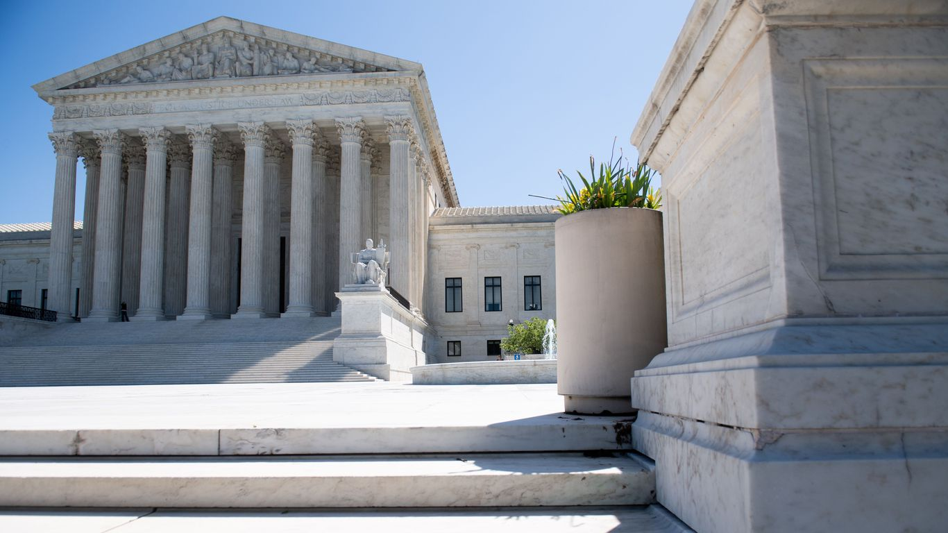 Supreme Court backs religious groups on New York coronavirus restrictions