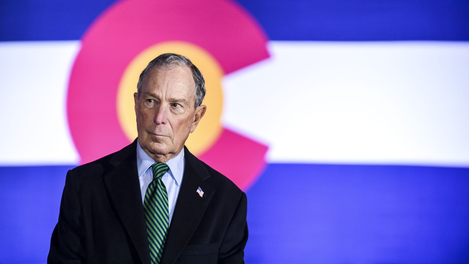 "Michael Bloomberg in ""outstanding health,"" according to doctor"