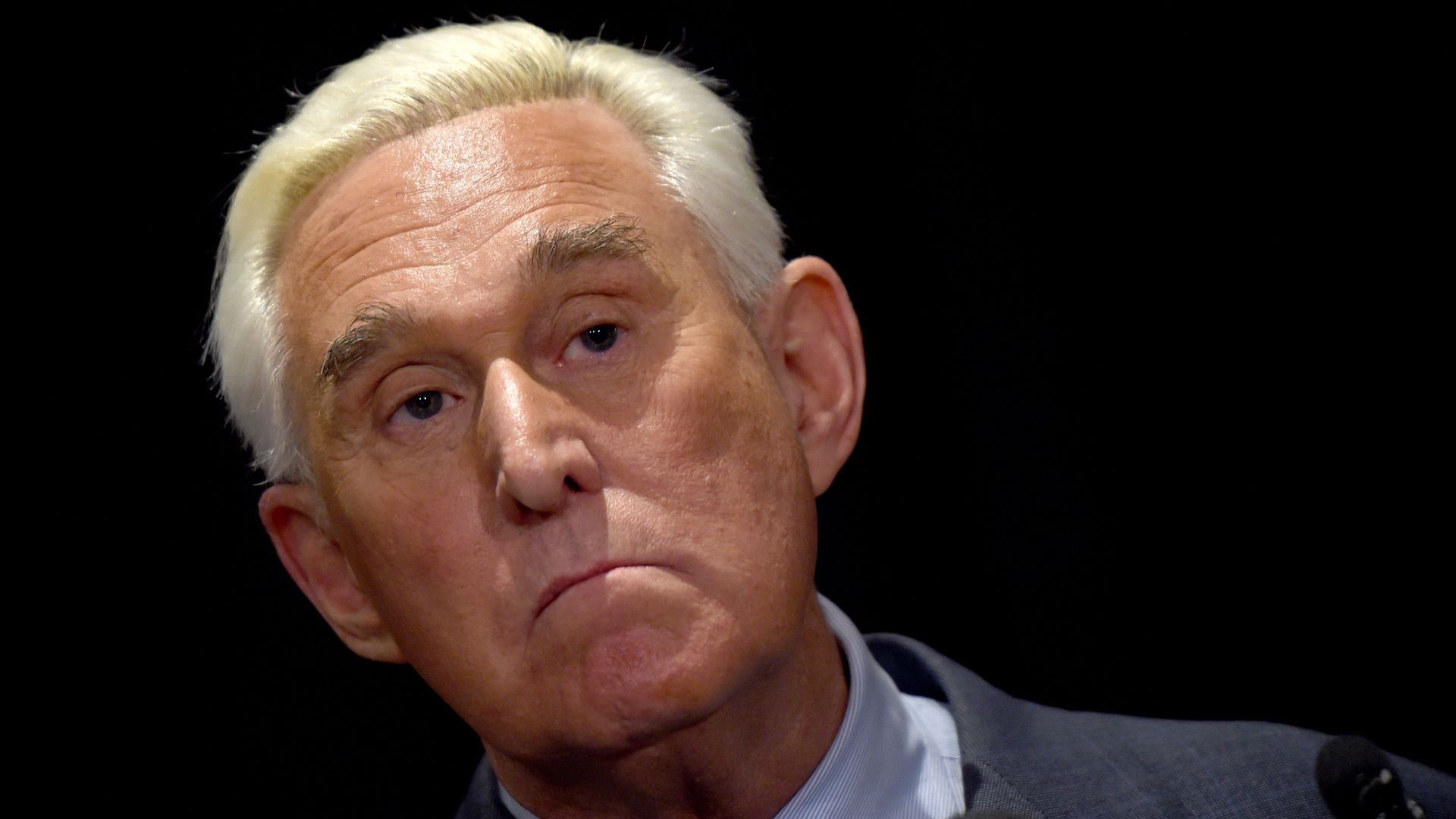 Lawyers for Roger Stone say they weren't trying to hide anything from a federal court.