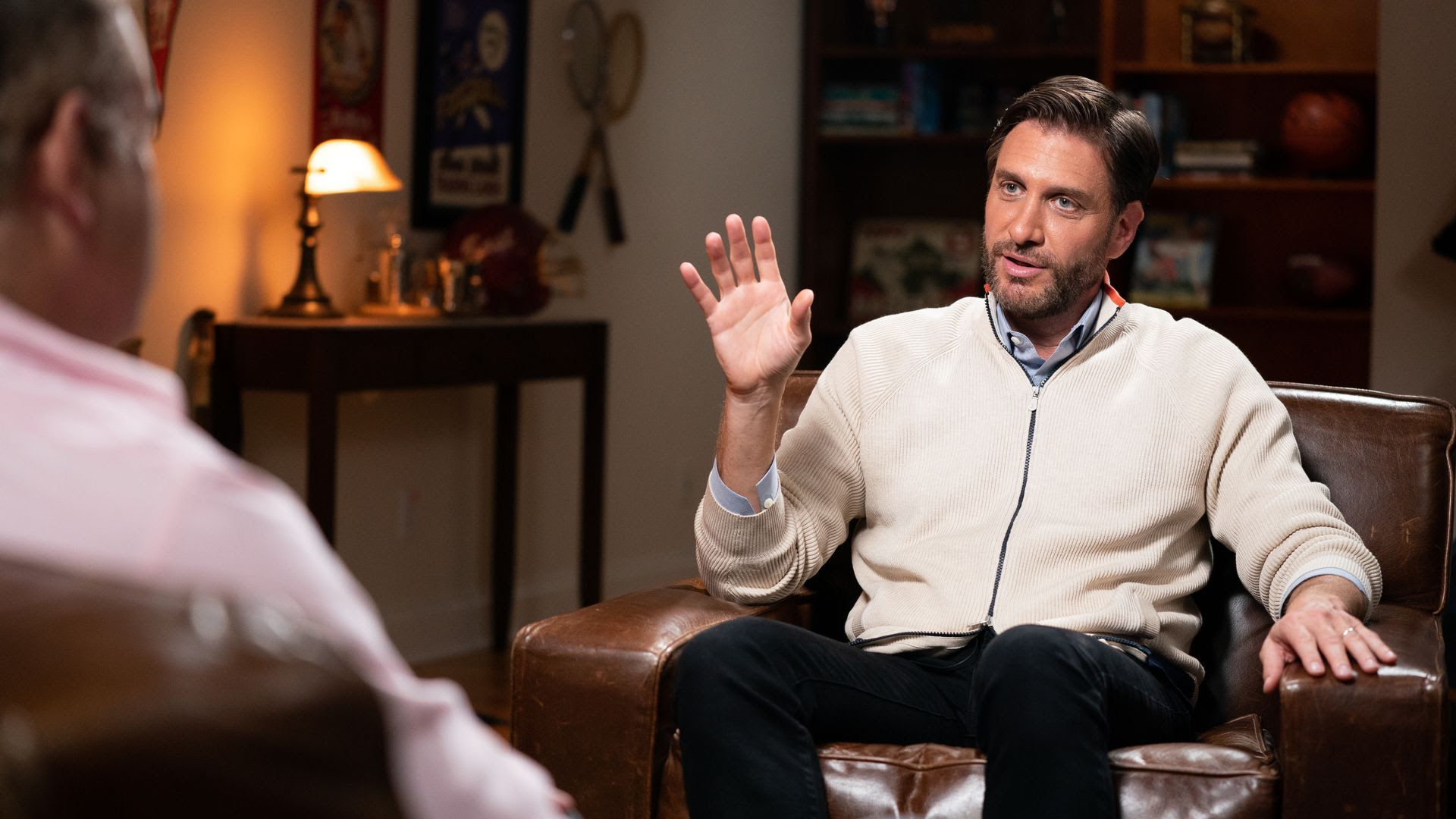 Mike Greenberg Explores Sports Craziest Gambling Stories In New Espn Series Axios