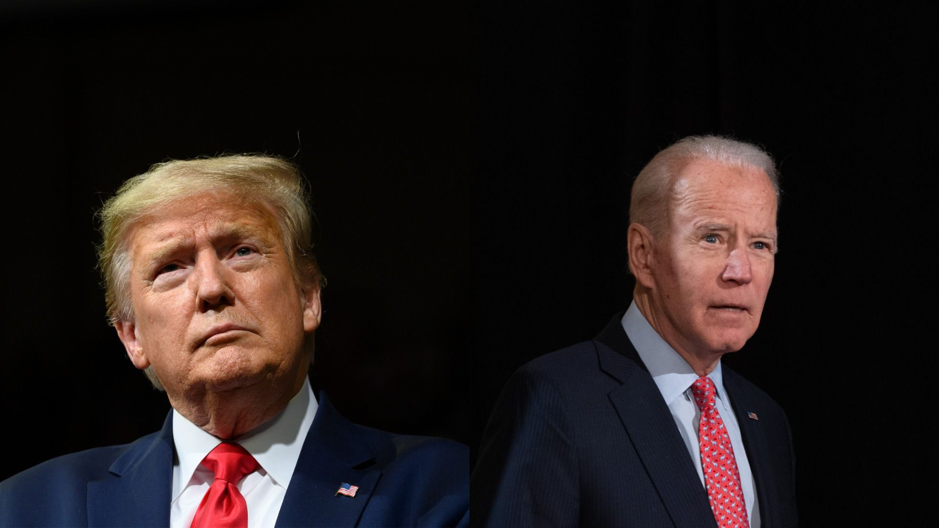 Trump pulls tighter with Biden in nationwide polling - Axios