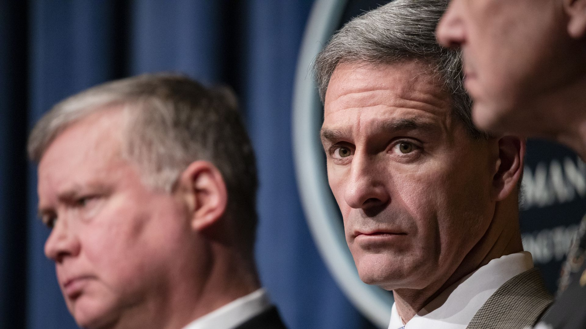 Obama-Appointed Judge: Ken Cuccinelli 'Not Lawfully' Named USCIS Director